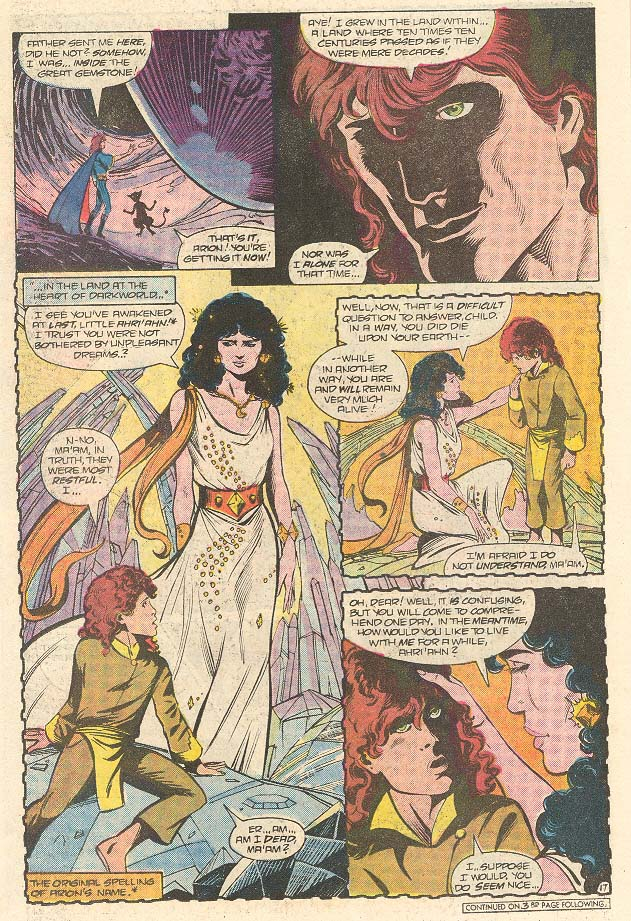 Read online Arion, Lord of Atlantis comic -  Issue #32 - 18