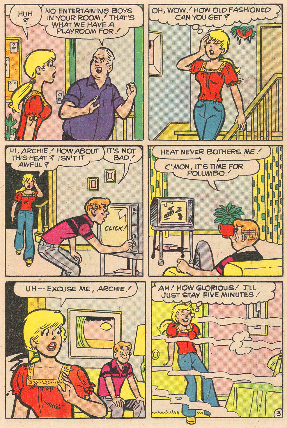 Read online Archie's Girls Betty and Veronica comic -  Issue #251 - 15