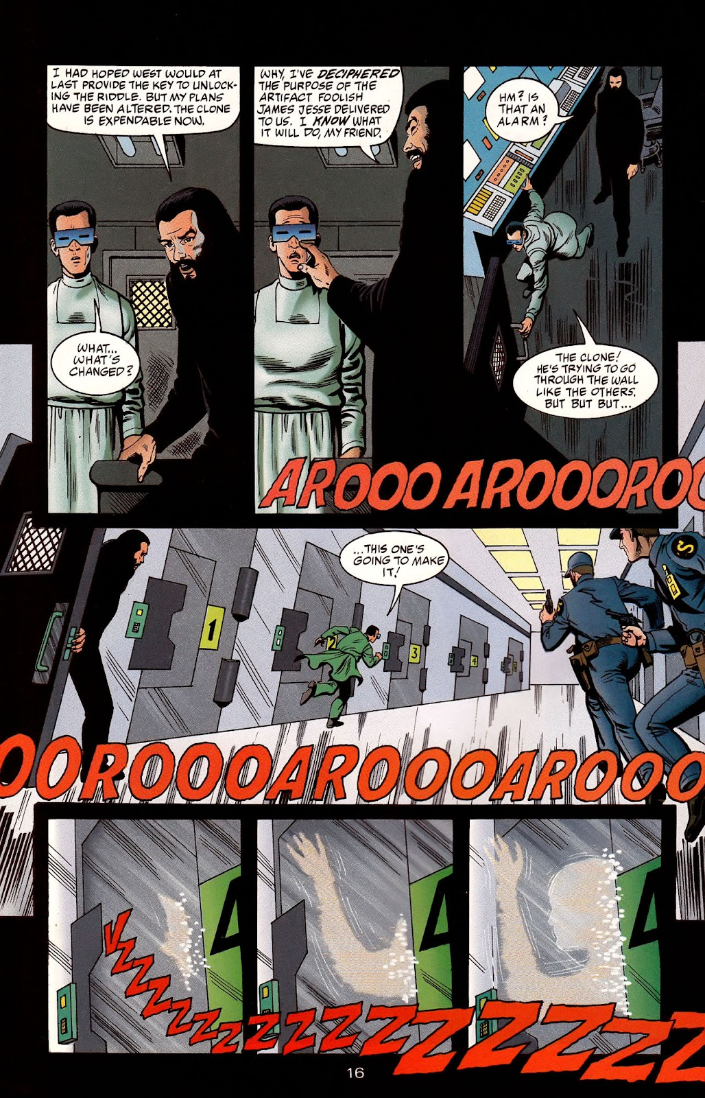 Read online Flashpoint (1999) comic -  Issue #2 - 22