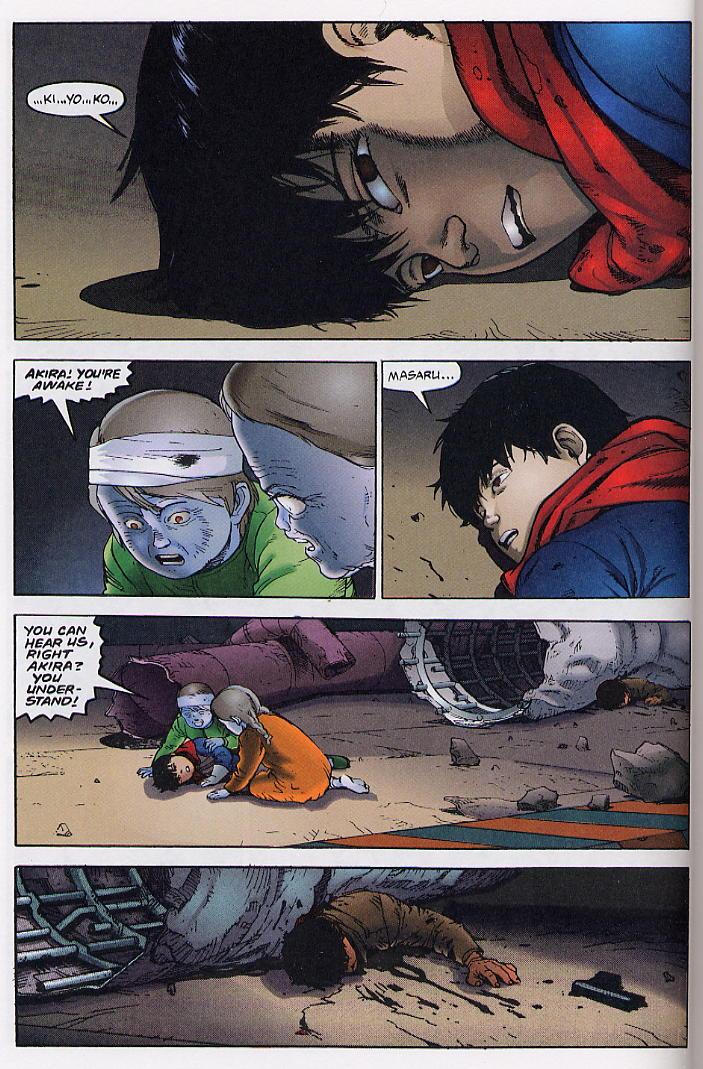 Read online Akira comic -  Issue #36 - 10