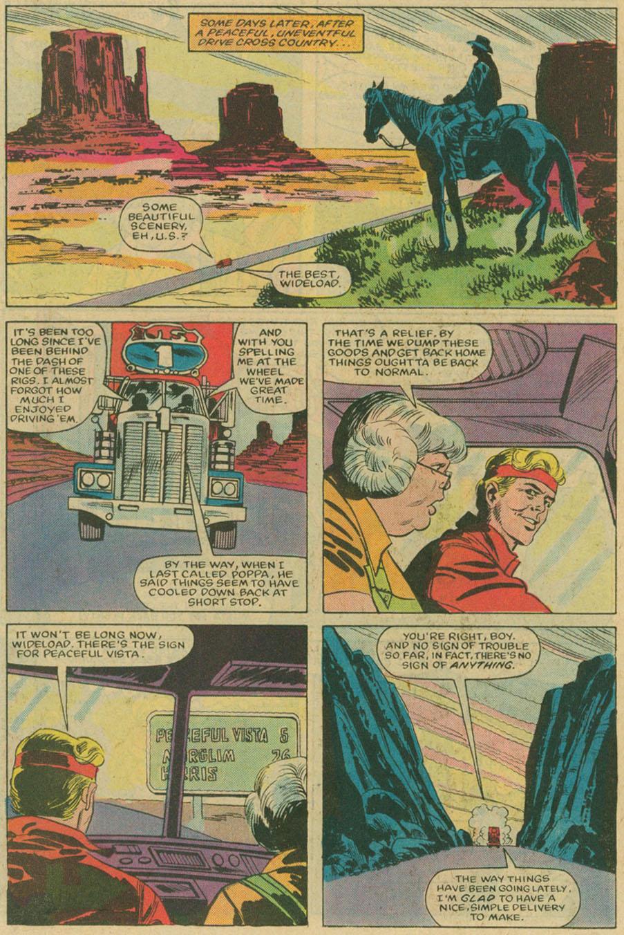 Read online U.S. 1 comic -  Issue #6 - 12