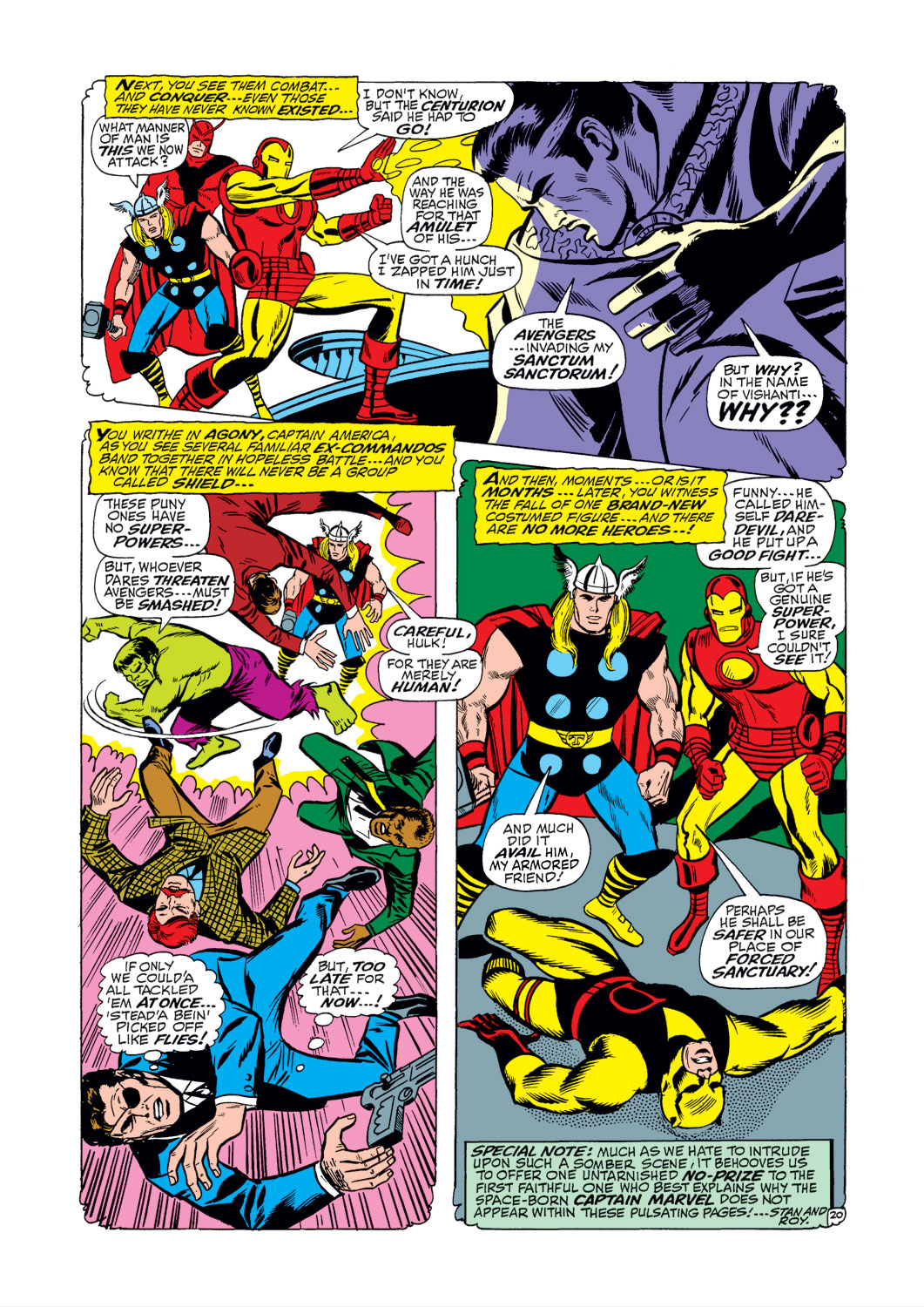 The Avengers (1963) _Annual_2 Page 20