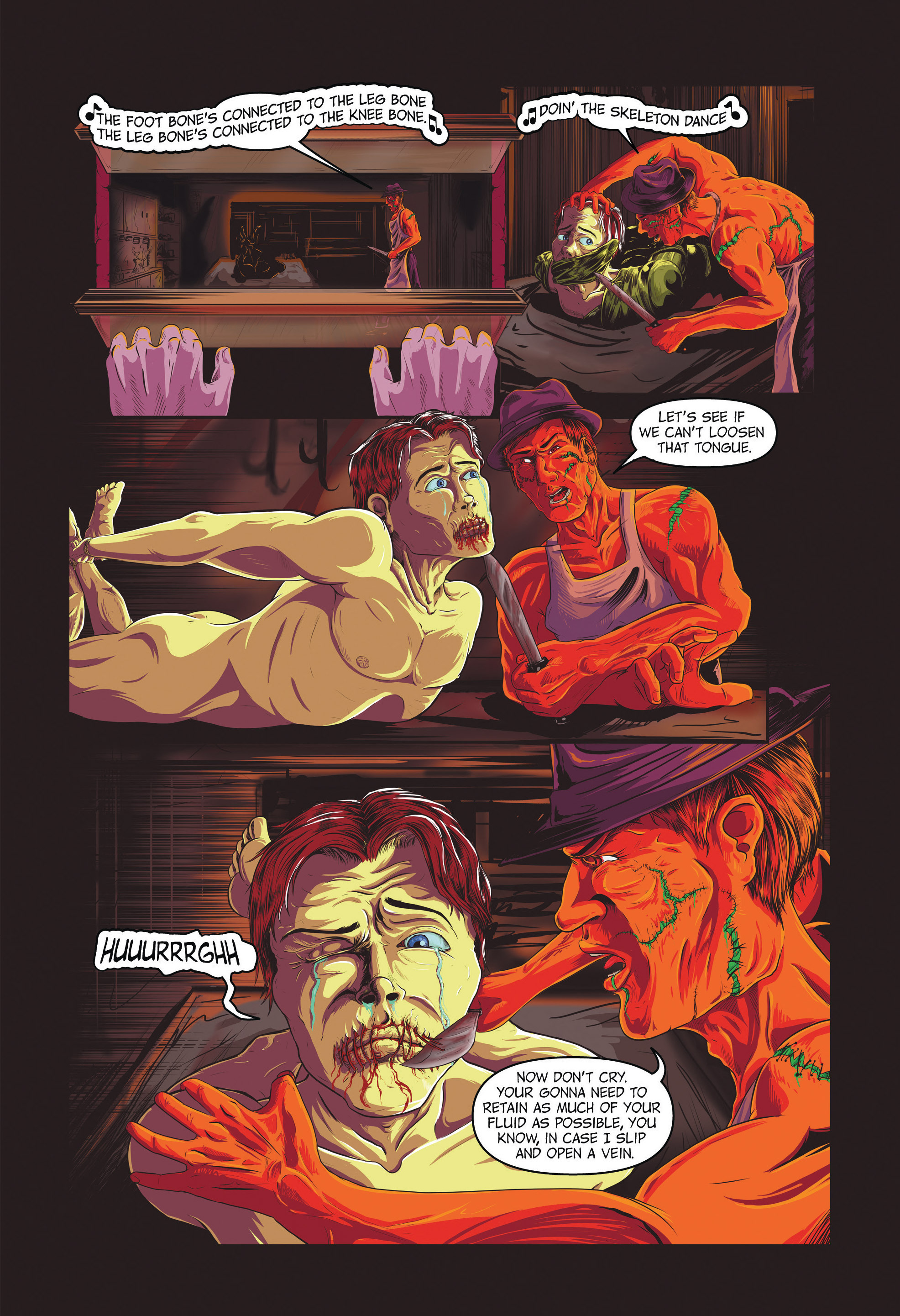 Read online Redemption Heights comic -  Issue # Full - 40