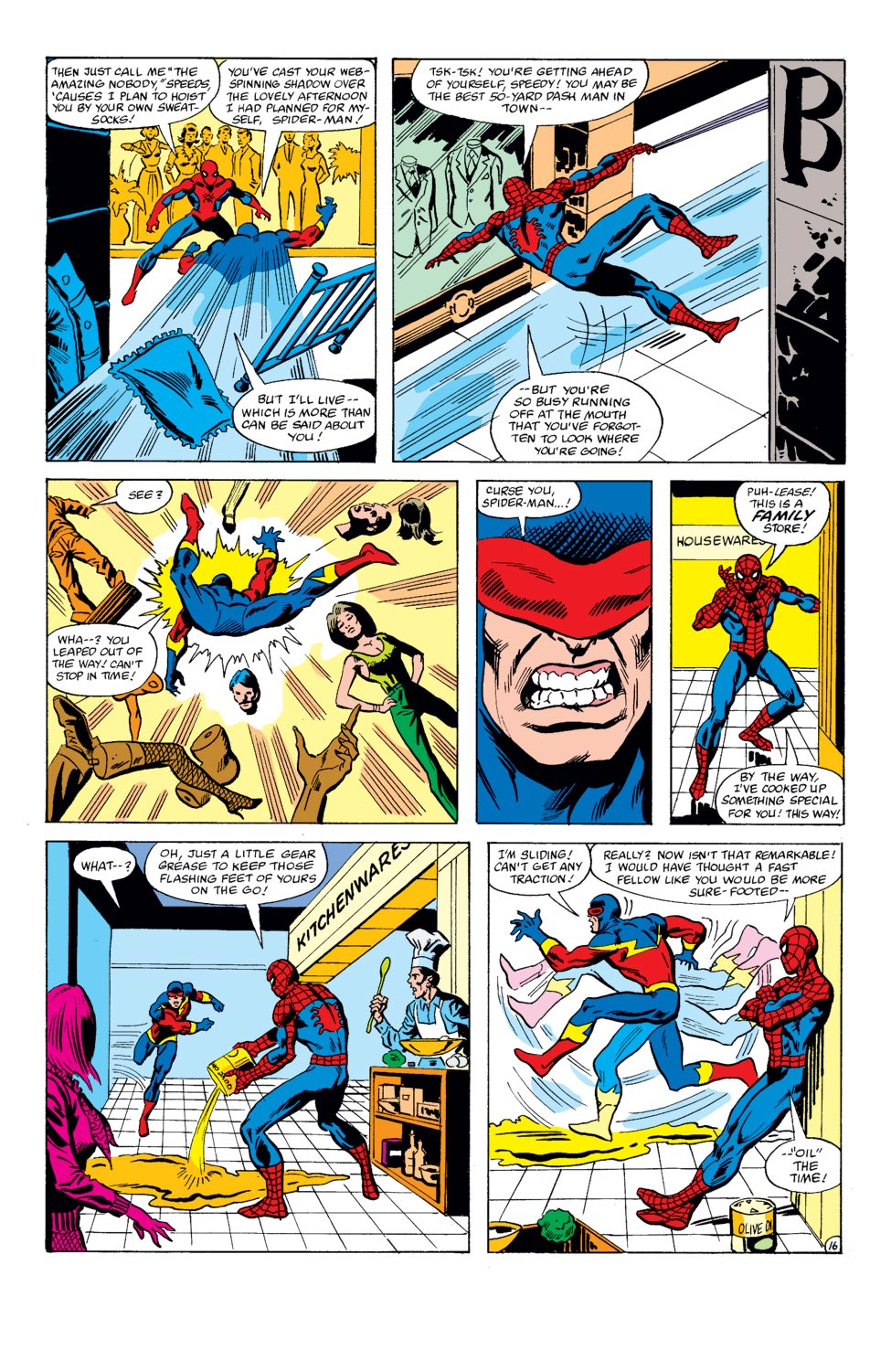 The Amazing Spider-Man (1963) 222 Page 16