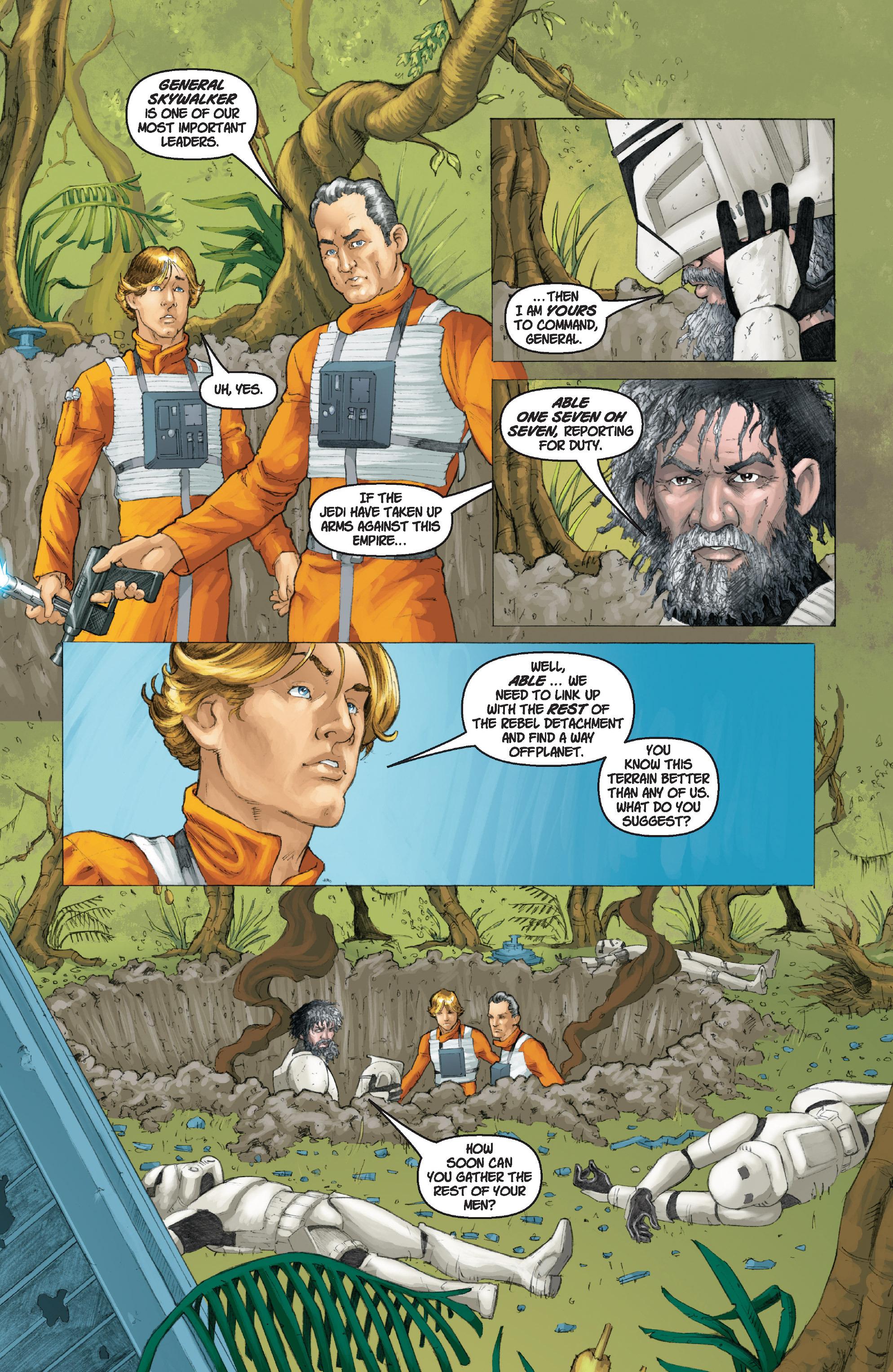 Read online Star Wars Omnibus comic -  Issue # Vol. 20 - 36