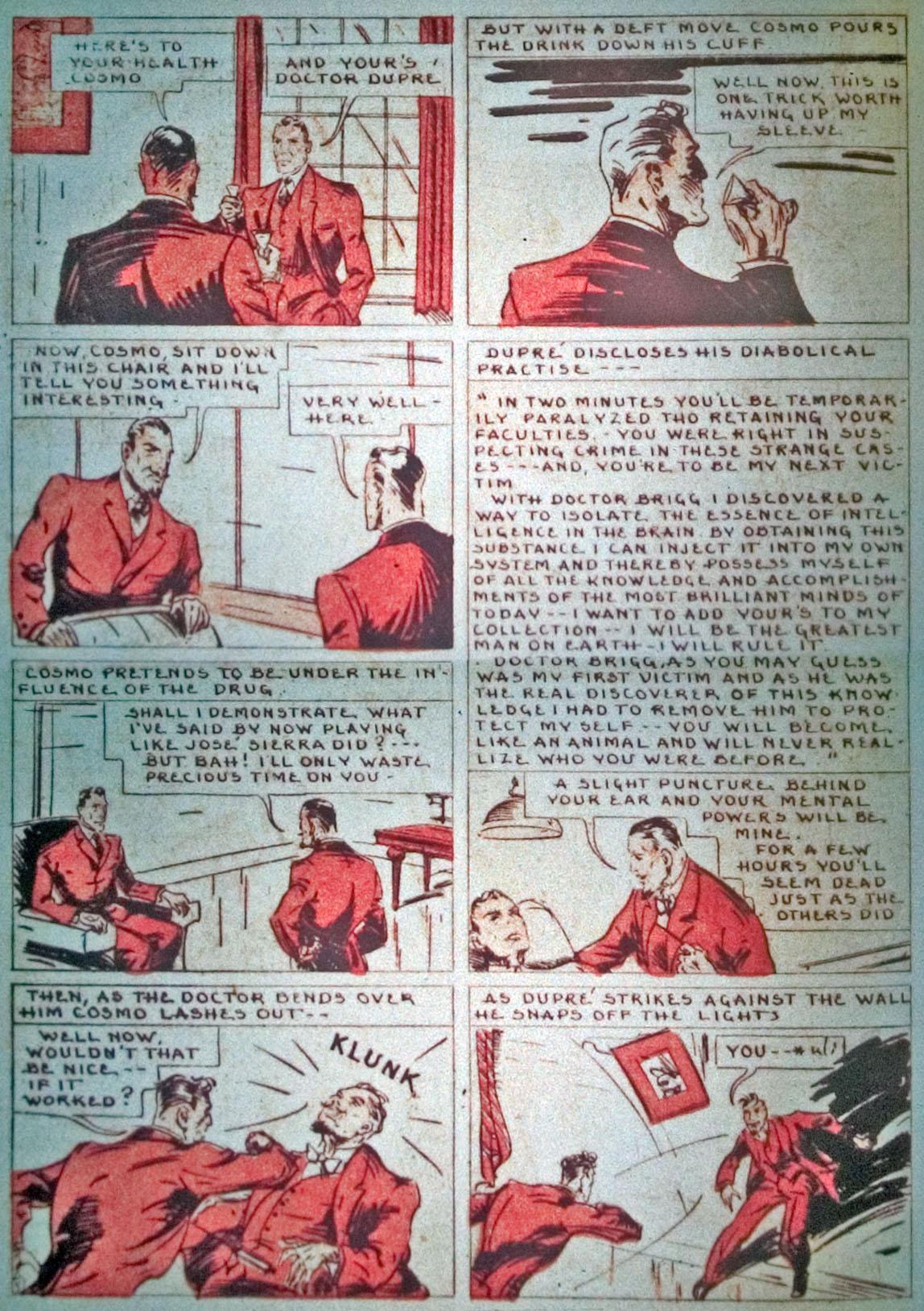 Read online Detective Comics (1937) comic -  Issue #31 - 52