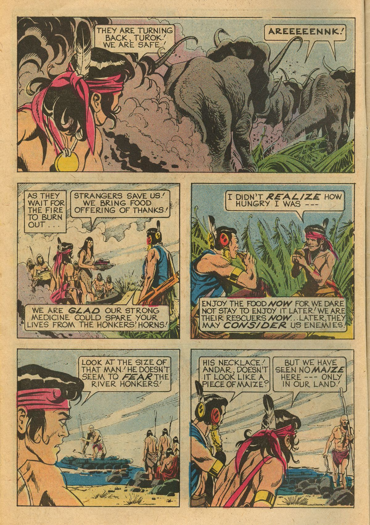 Read online Turok, Son of Stone comic -  Issue #111 - 6