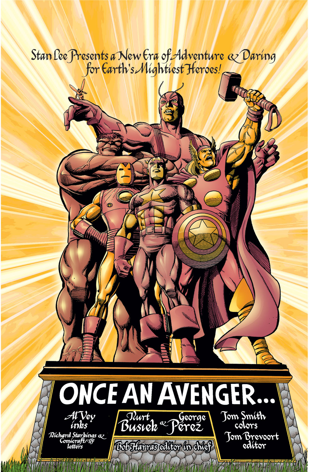 Read online Avengers (1998) comic -  Issue #1 - 2