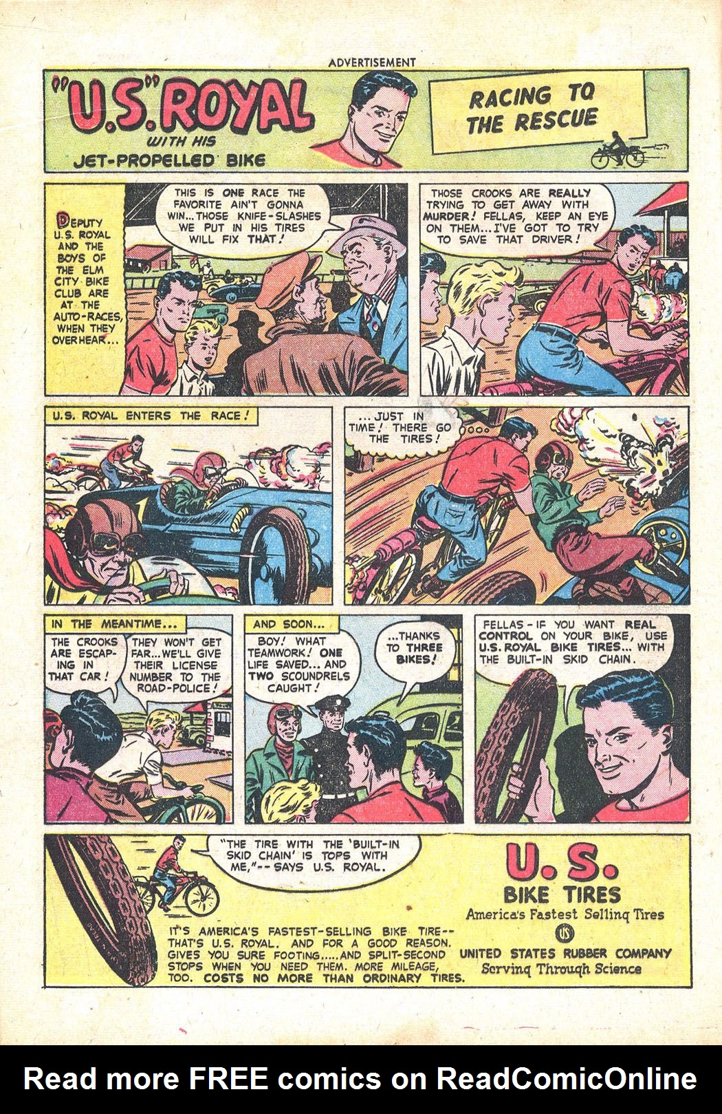 Read online Sensation (Mystery) Comics comic -  Issue #71 - 24