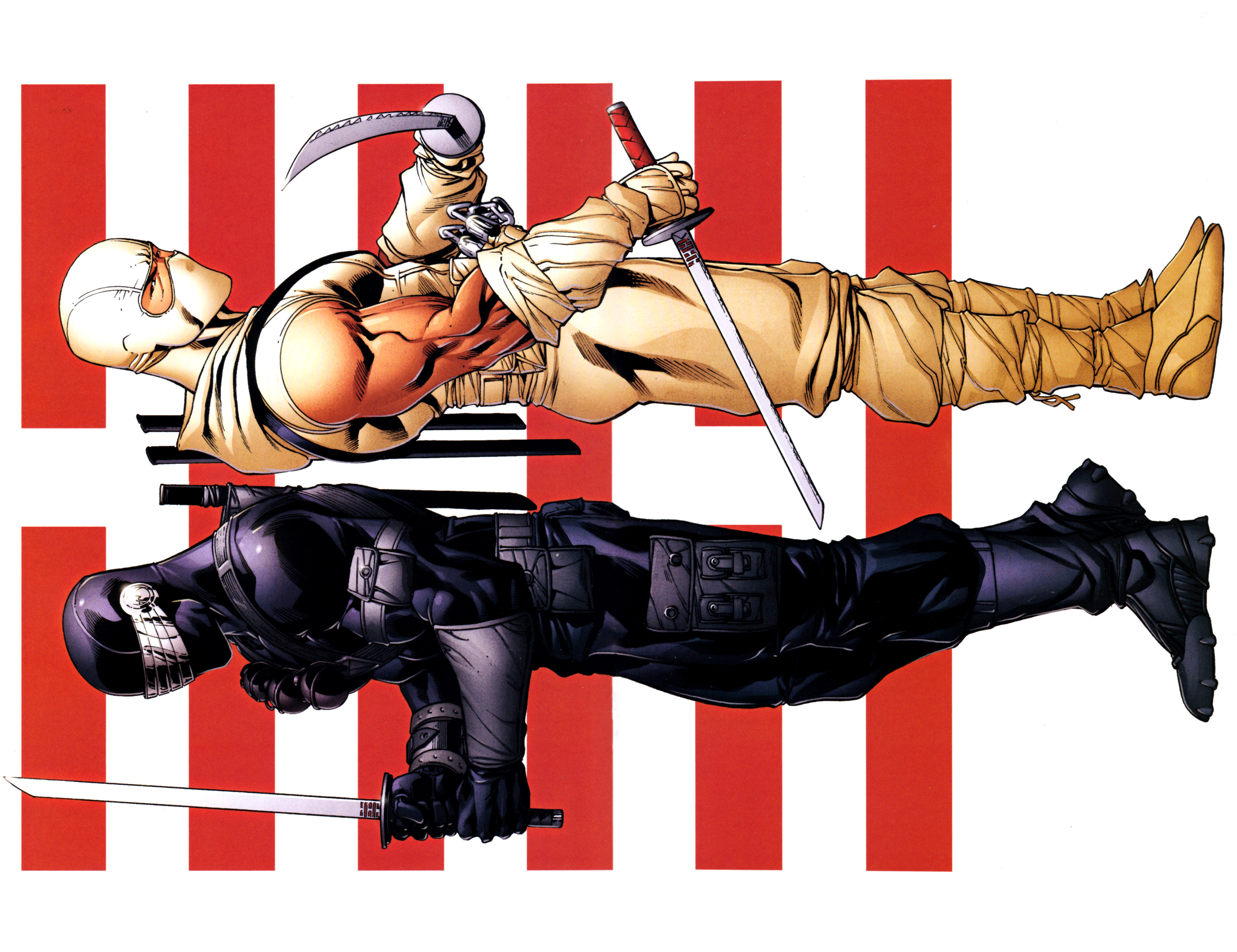Read online G.I. Joe: Snake Eyes comic -  Issue #1 - 19