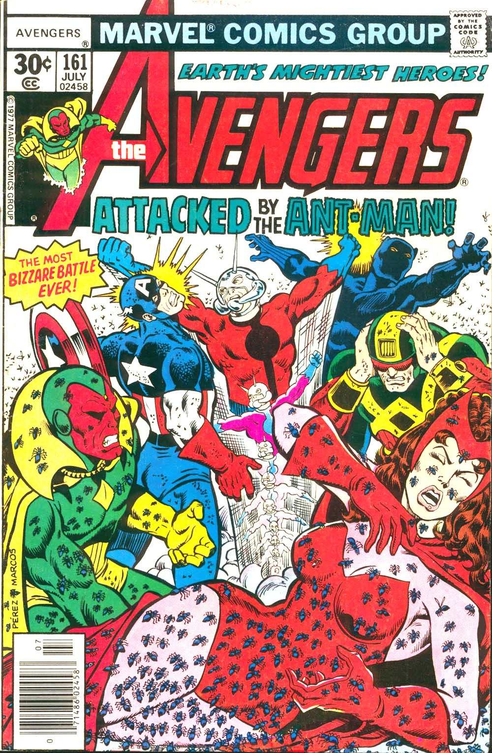 The Avengers (1963) 161 Page 1