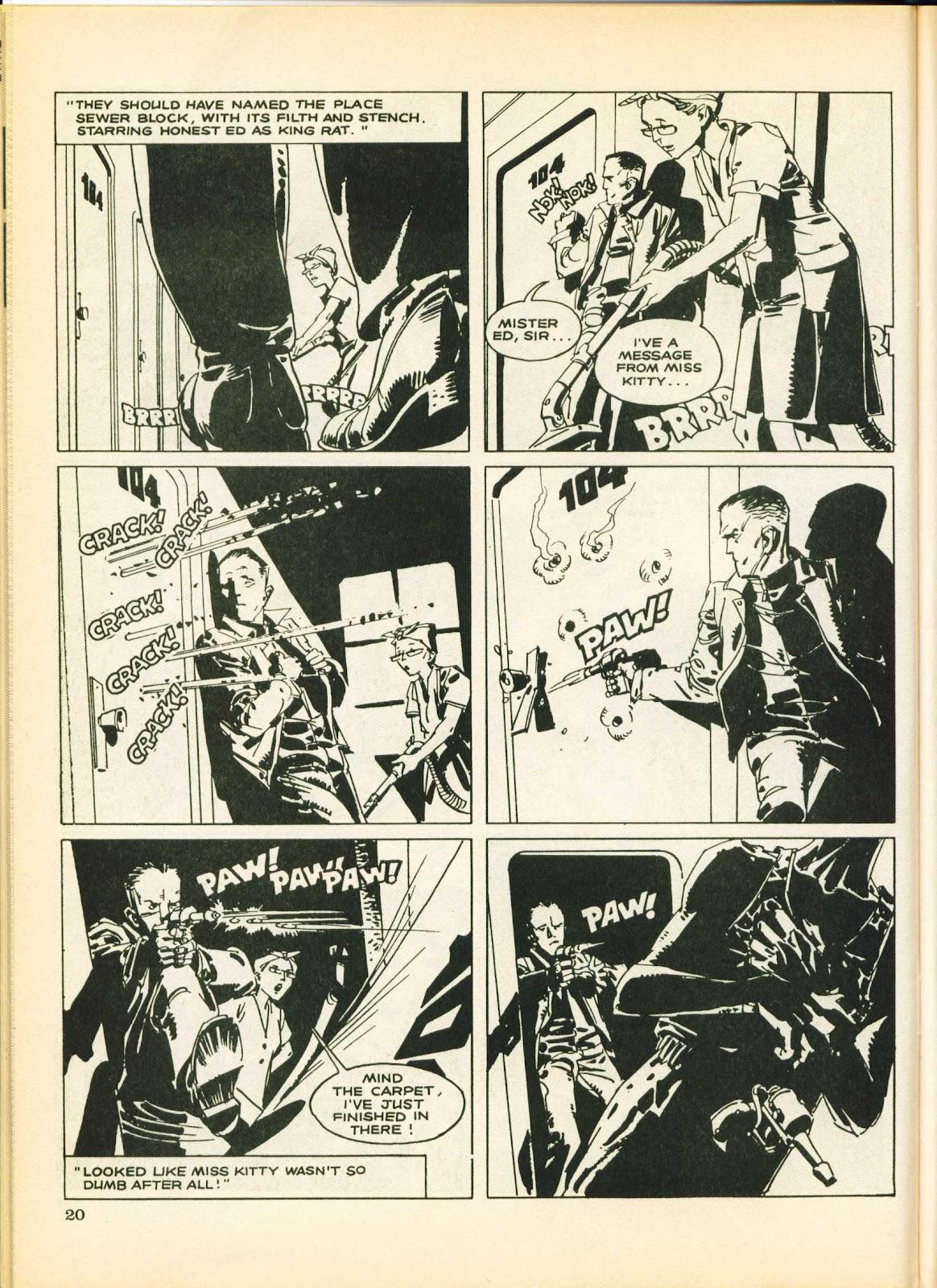 Warrior Issue #26 #27 - English 20