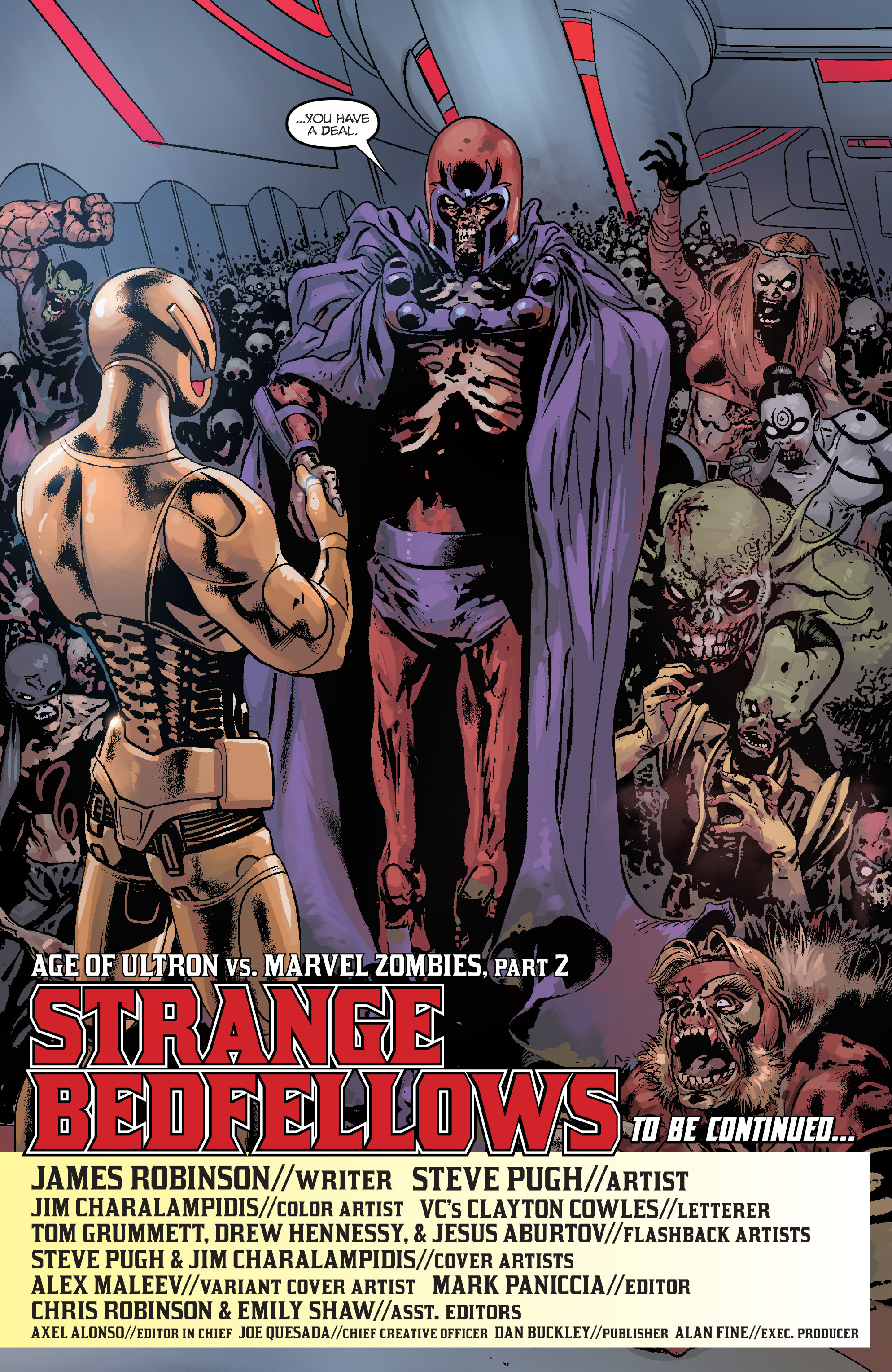 Read online Age of Ultron Vs. Marvel Zombies comic -  Issue #2 - 19
