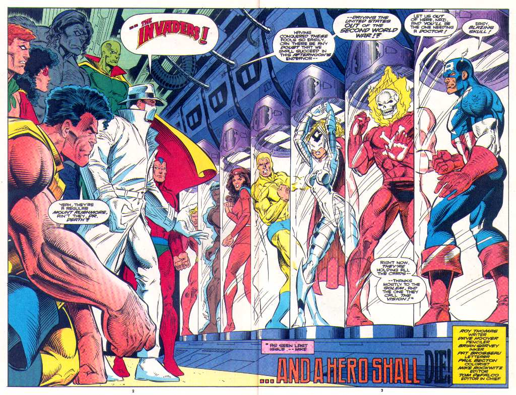 Read online The Invaders (1993) comic -  Issue #4 - 3