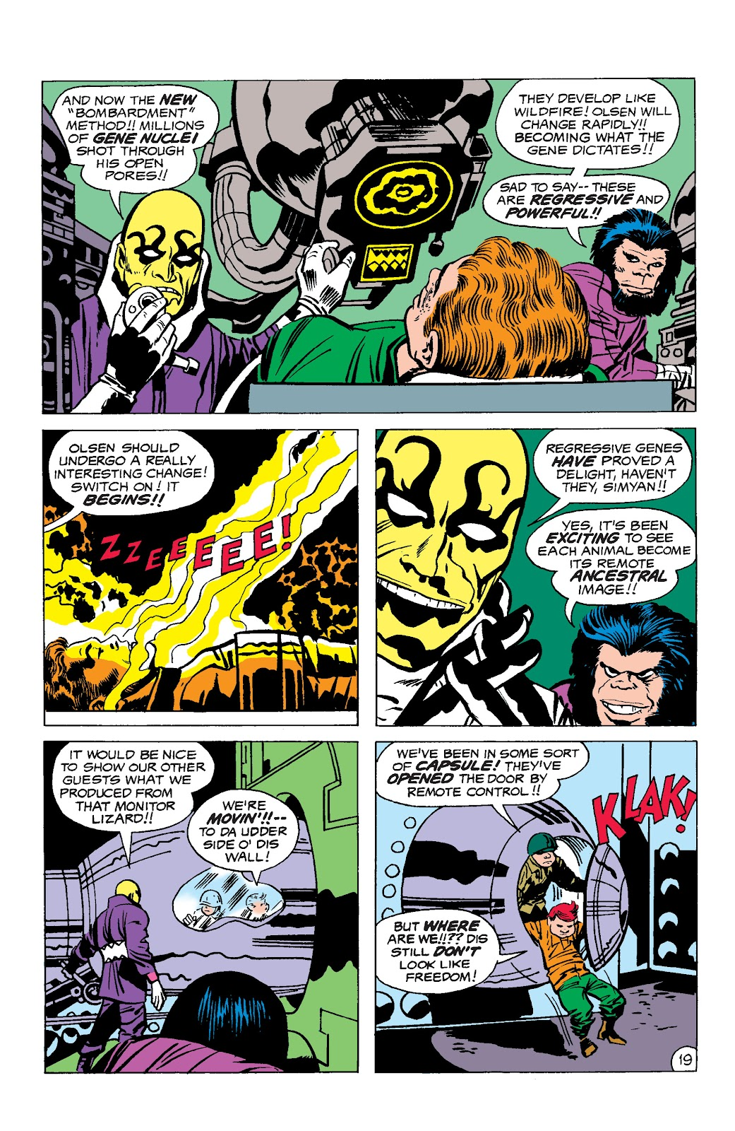 Read online Superman's Pal, Jimmy Olsen by Jack Kirby comic -  Issue # TPB (Part 3) - 81
