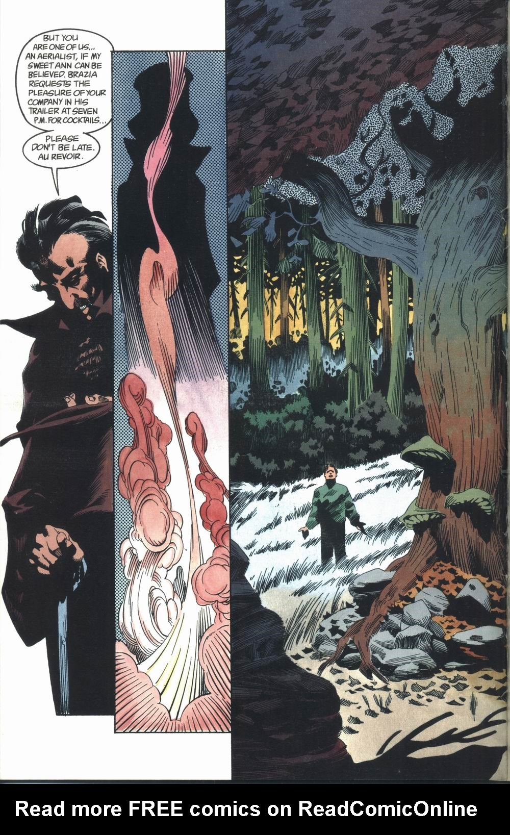 Read online Deadman: Love After Death comic -  Issue #1 - 50