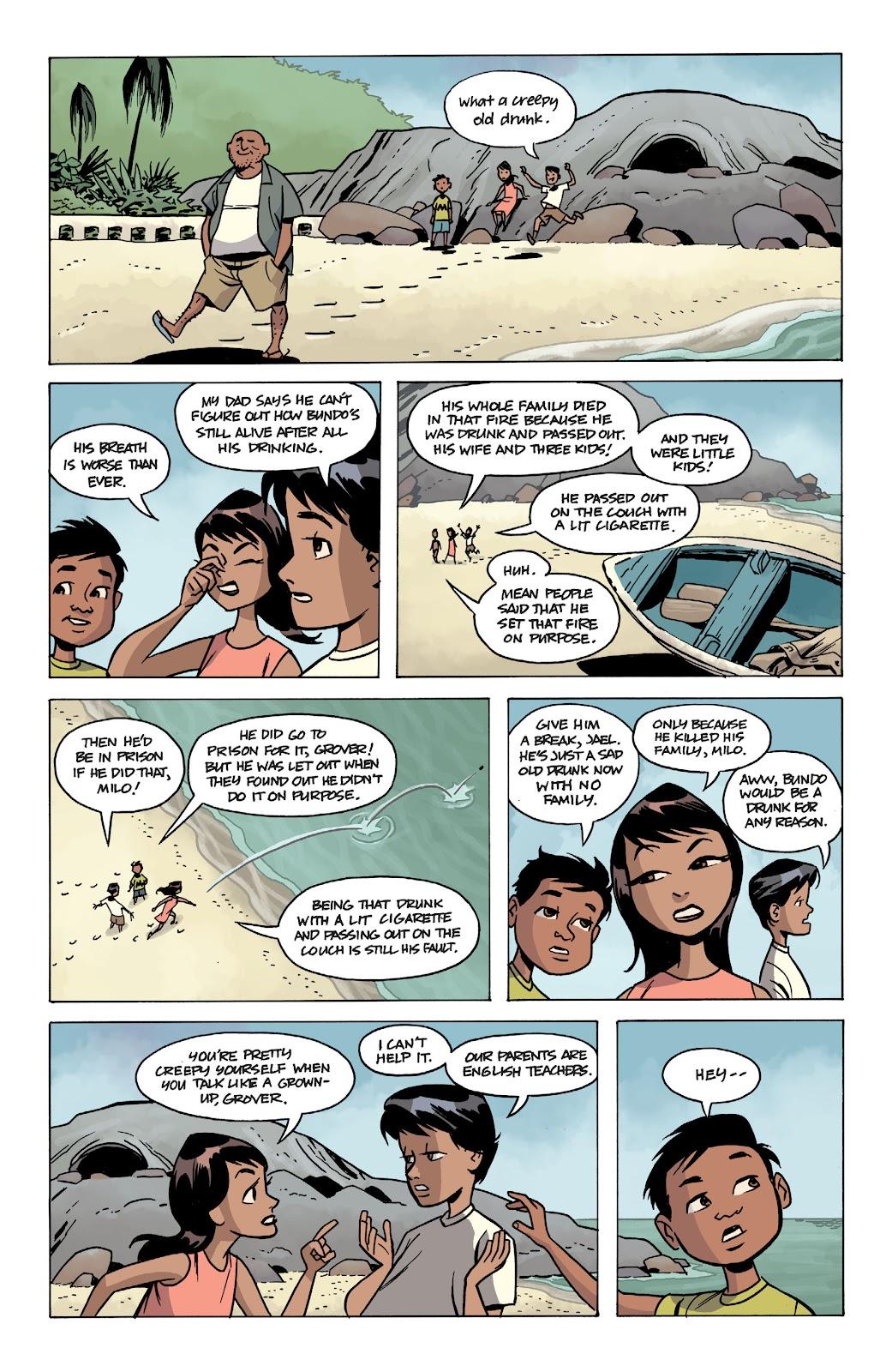 Read online The Twilight Children comic -  Issue #1 - 7
