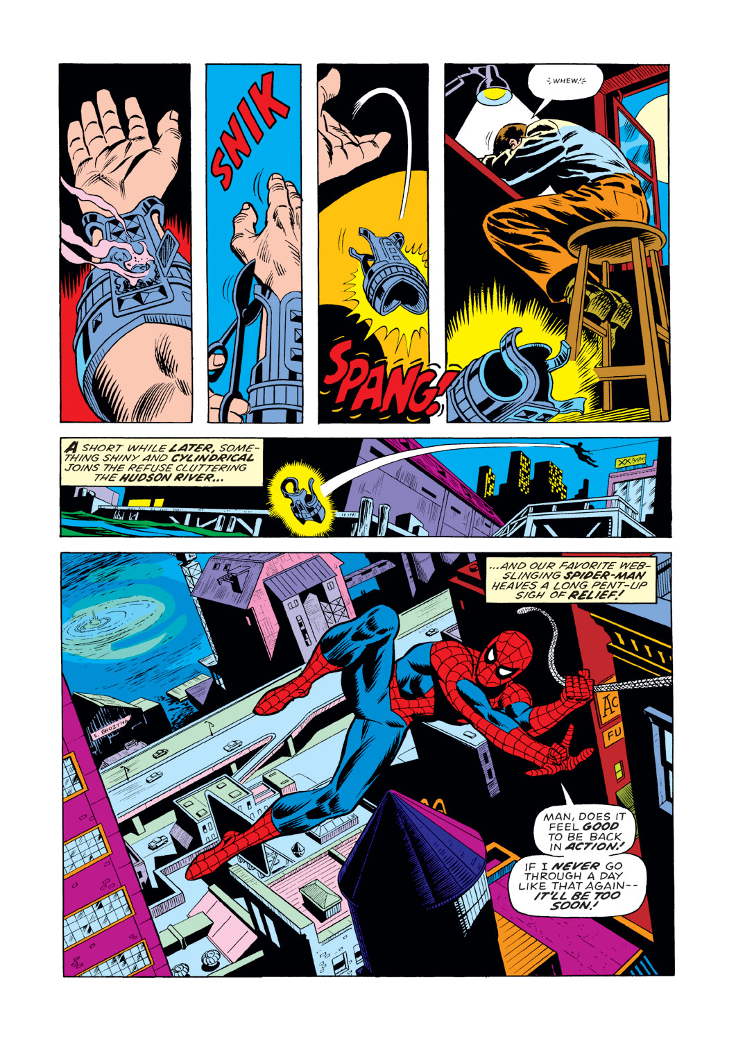 The Amazing Spider-Man (1963) 140 Page 8