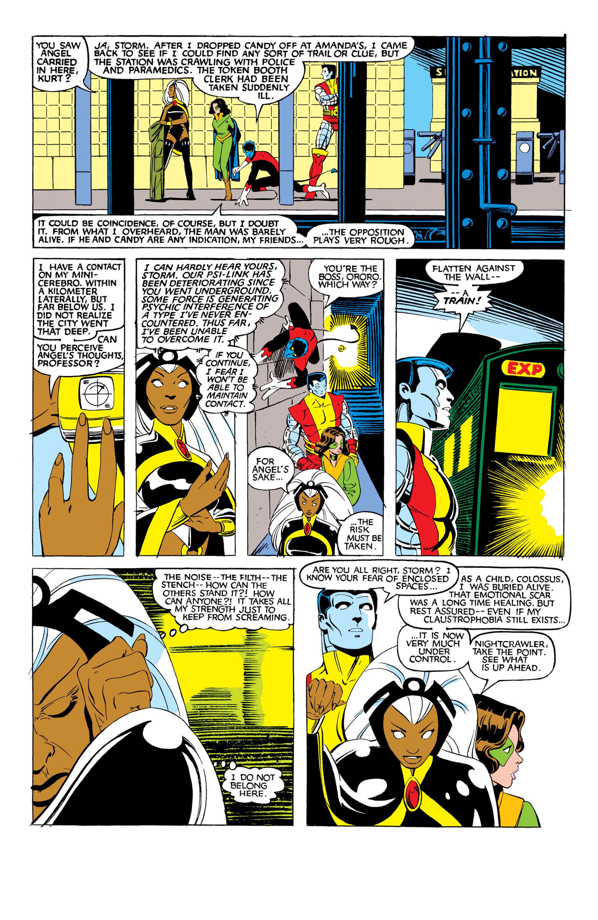 Read online Uncanny X-Men (1963) comic -  Issue #169 - 11