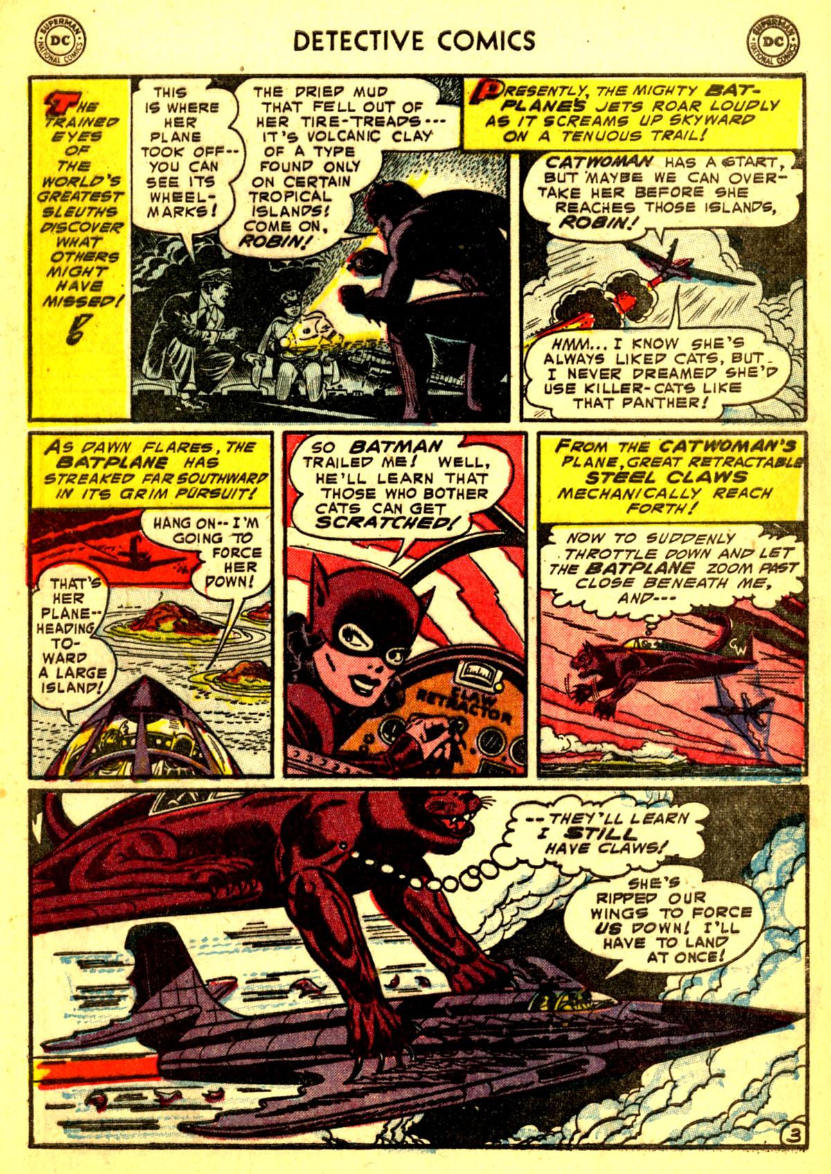 Read online Detective Comics (1937) comic -  Issue #211 - 5