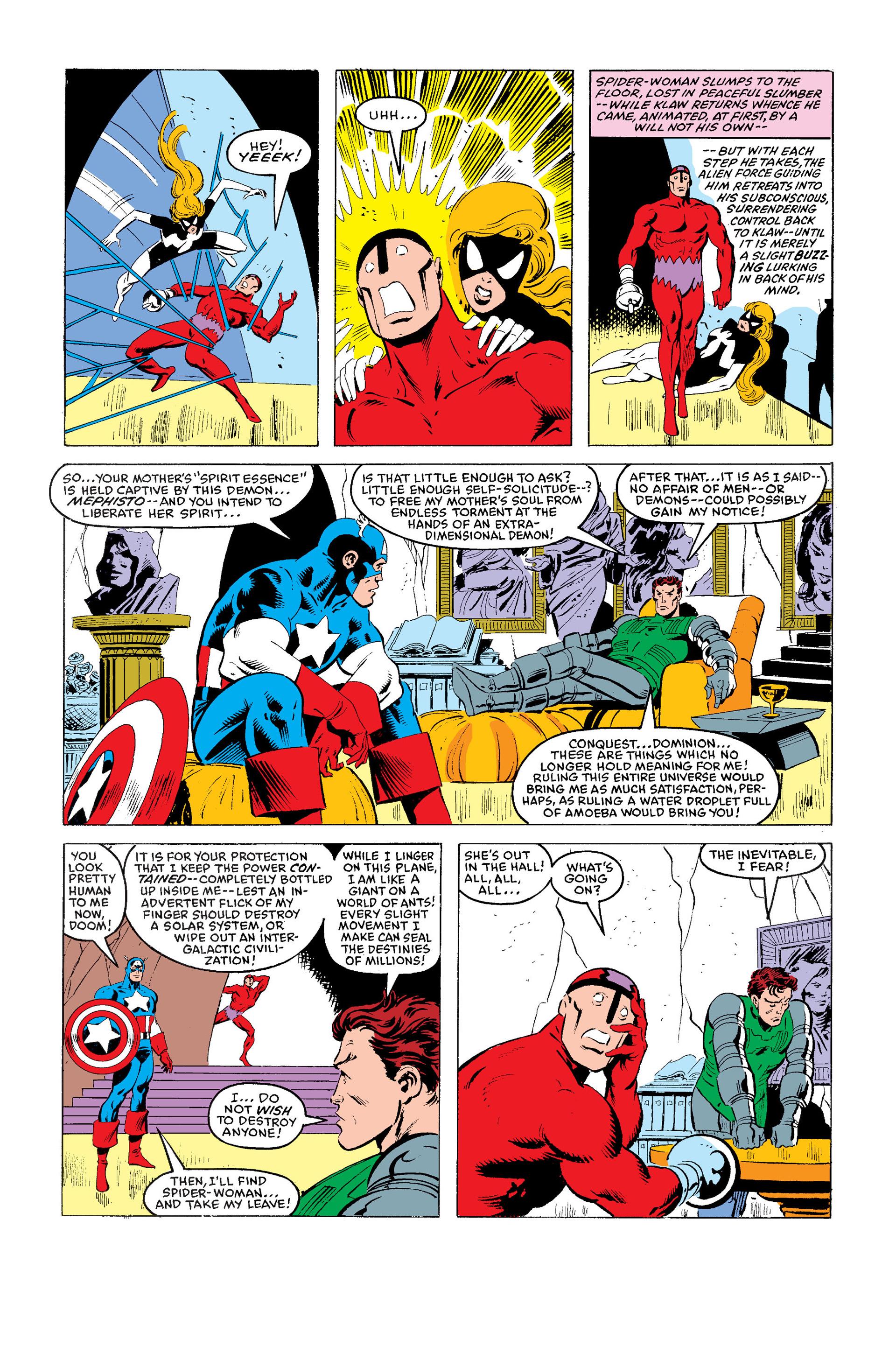 Read online Secret Wars (1985) comic -  Issue #11 - 22