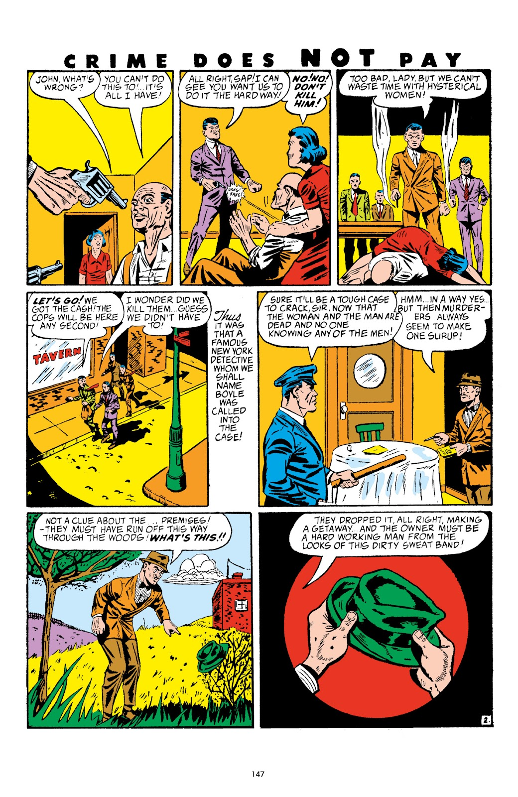 Read online Crime Does Not Pay Archives comic -  Issue # TPB 4 (Part 2) - 47