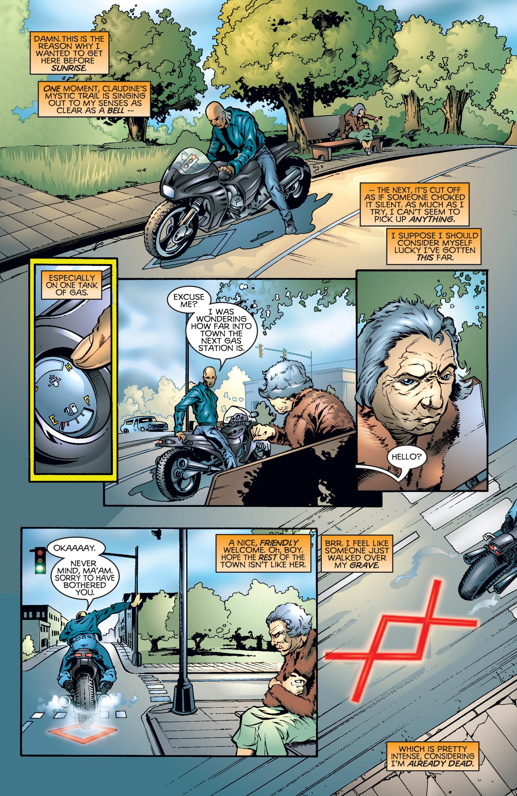 Read online Shadowman (1997) comic -  Issue #19 - 3