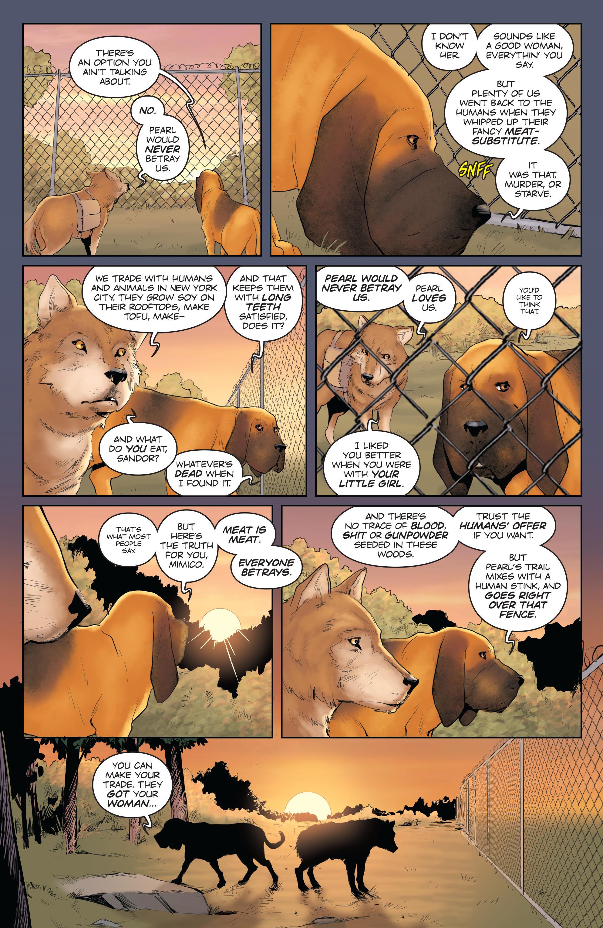 Read online Animosity comic -  Issue #3 - 13