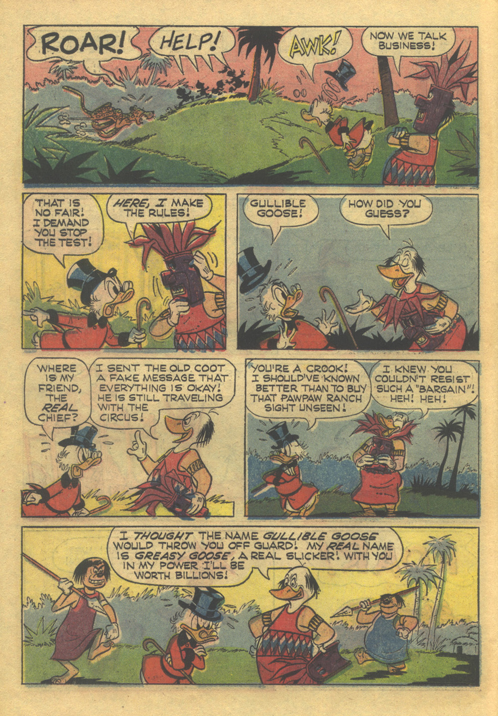 Read online Uncle Scrooge (1953) comic -  Issue #80 - 14