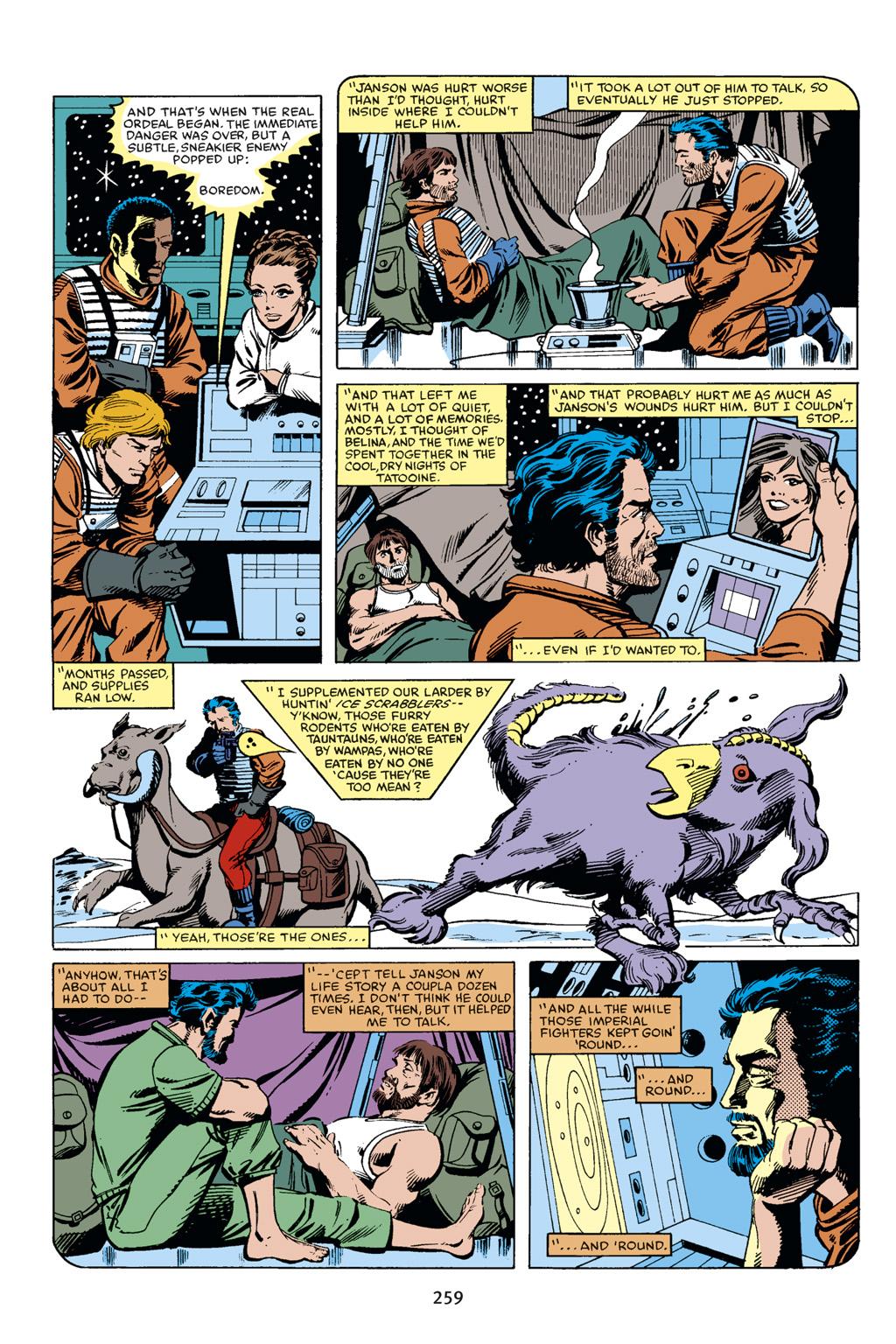 Read online Star Wars Omnibus comic -  Issue # Vol. 18 - 244