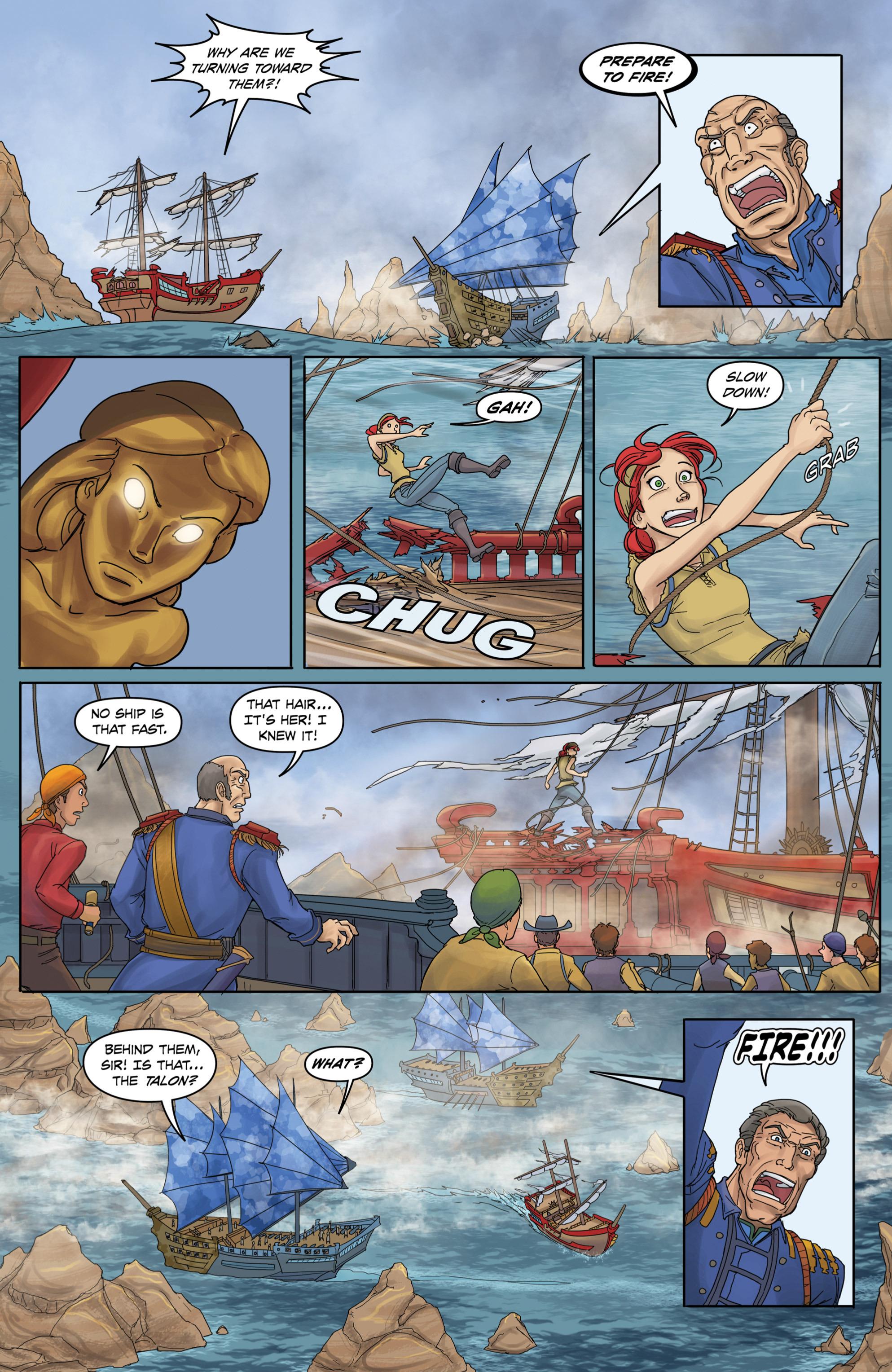 Read online Anne Bonnie comic -  Issue #2 - 8