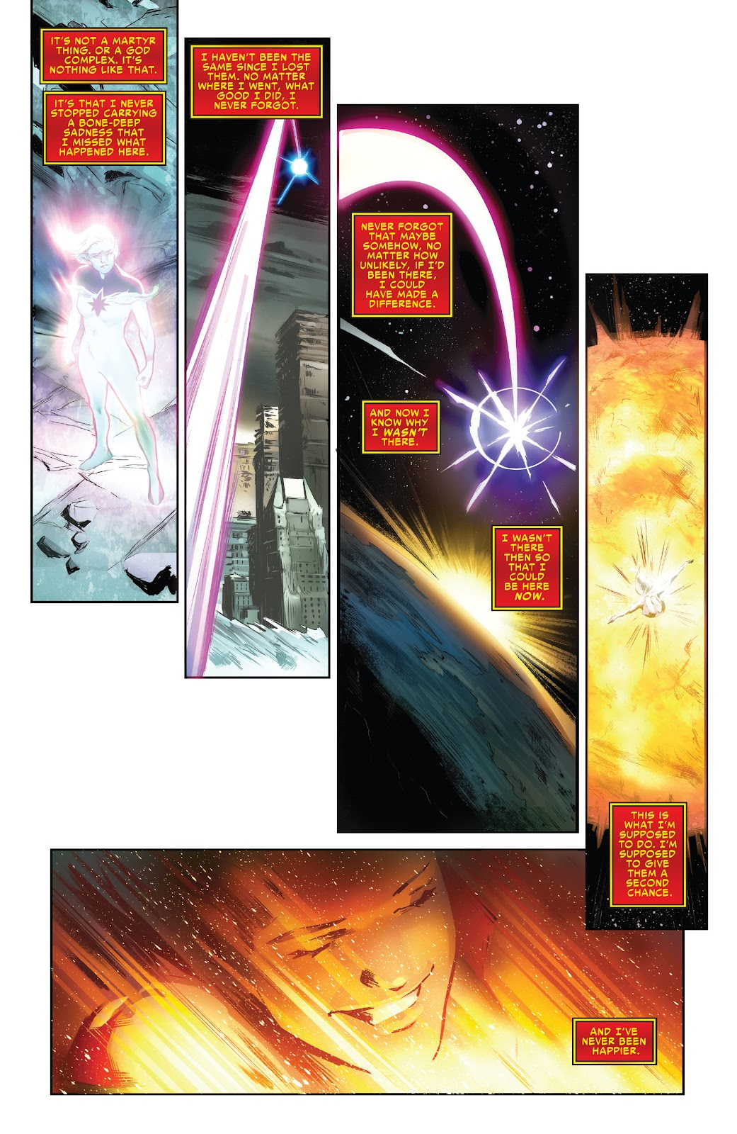 Read online Captain Marvel: The End comic -  Issue # Full - 27