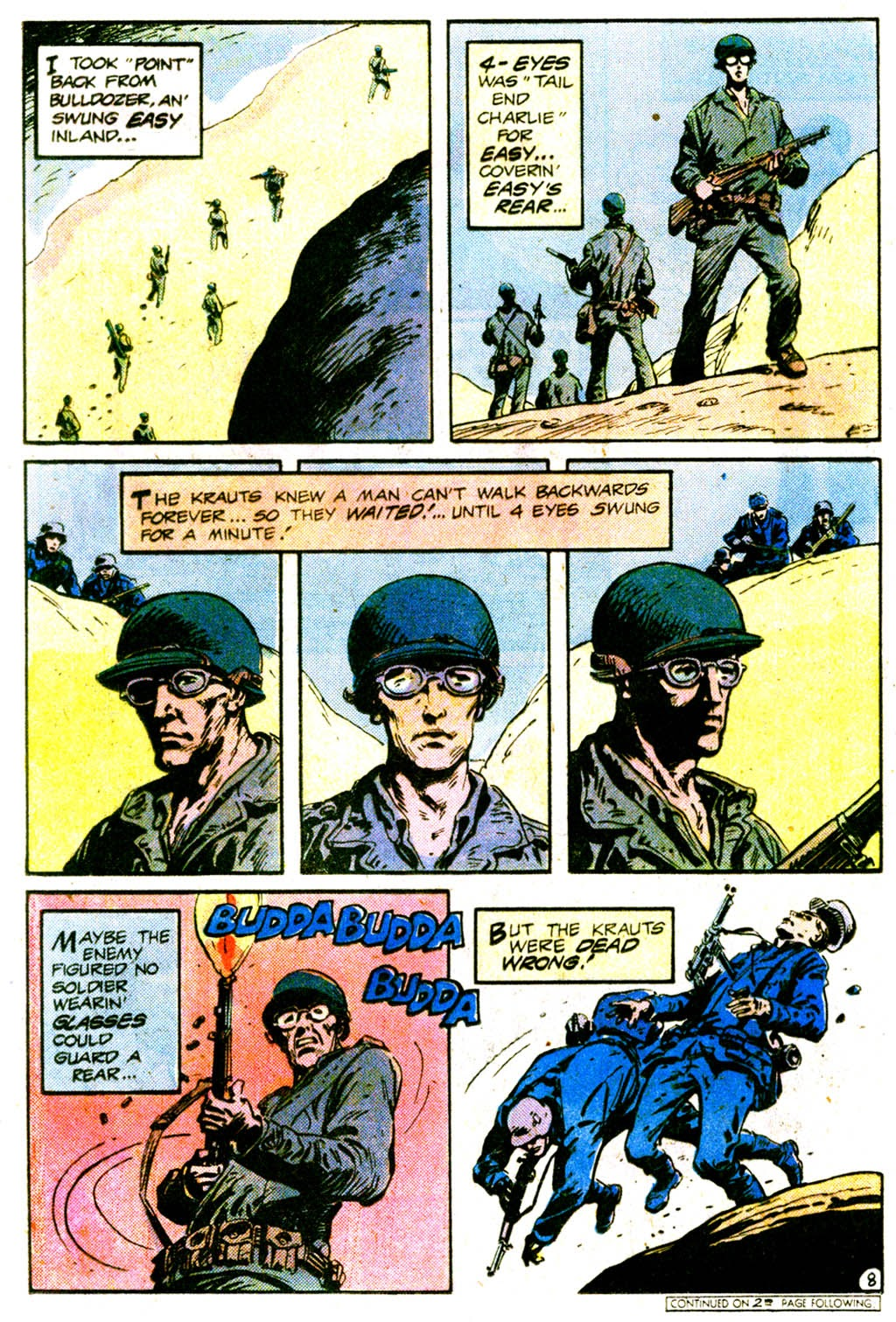 Read online Sgt. Rock comic -  Issue #365 - 11