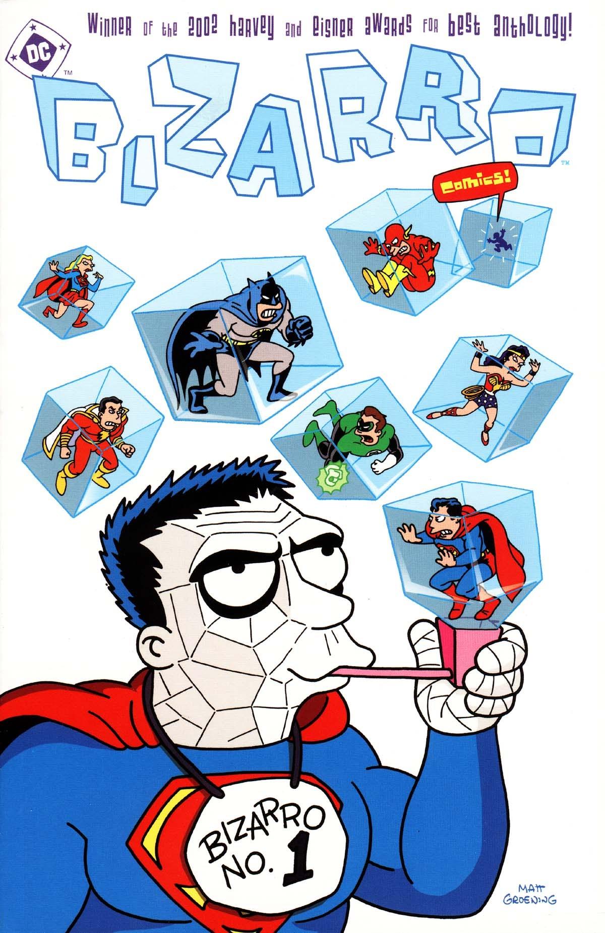 Bizarro Comics TPB Page 1