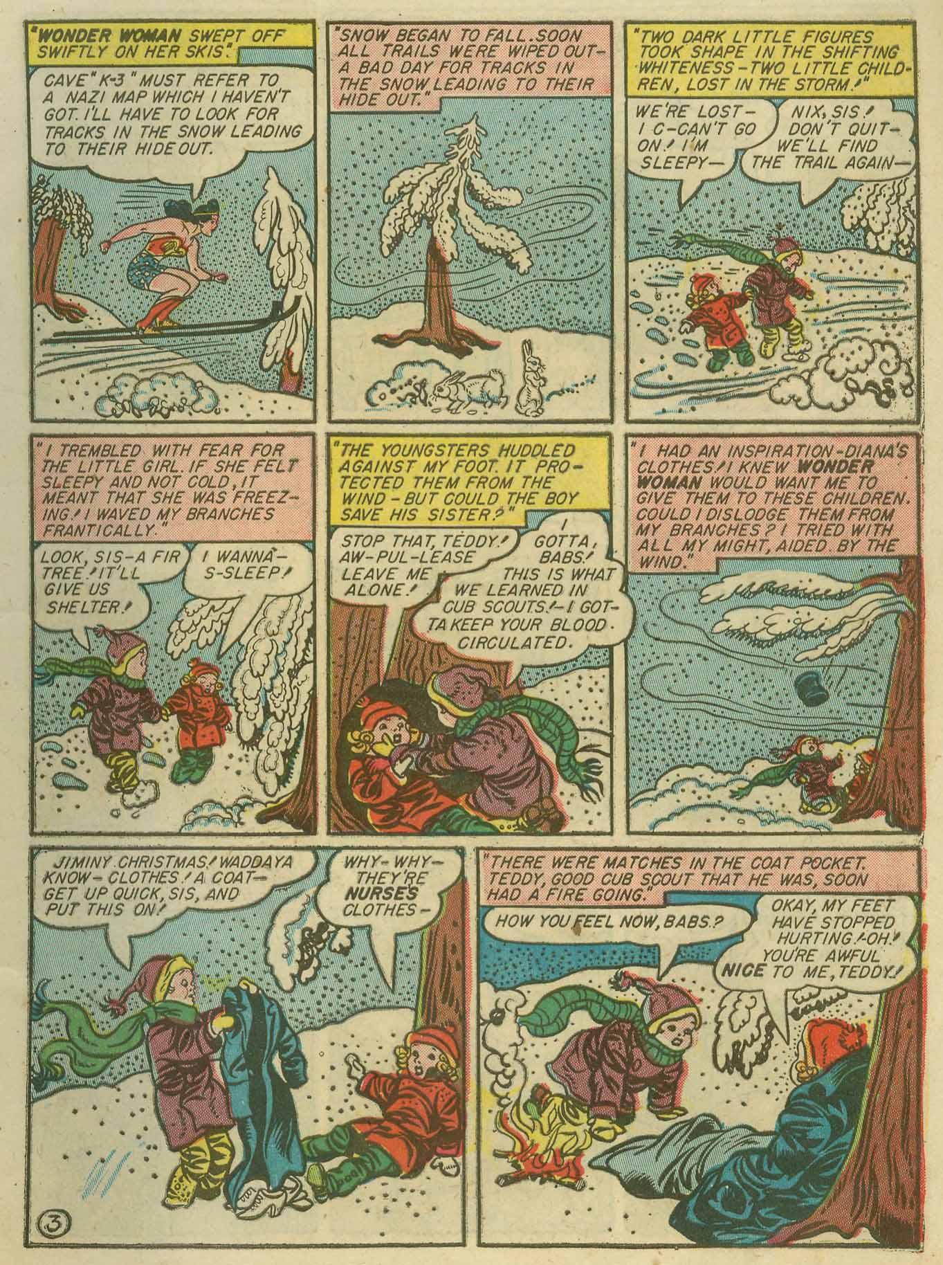 Read online Sensation (Mystery) Comics comic -  Issue #14 - 5