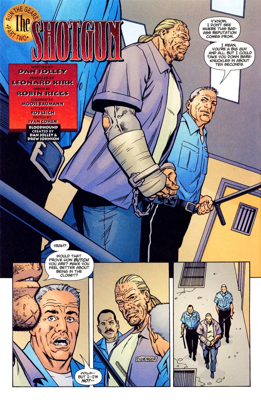 Bloodhound issue 7 - Page 3