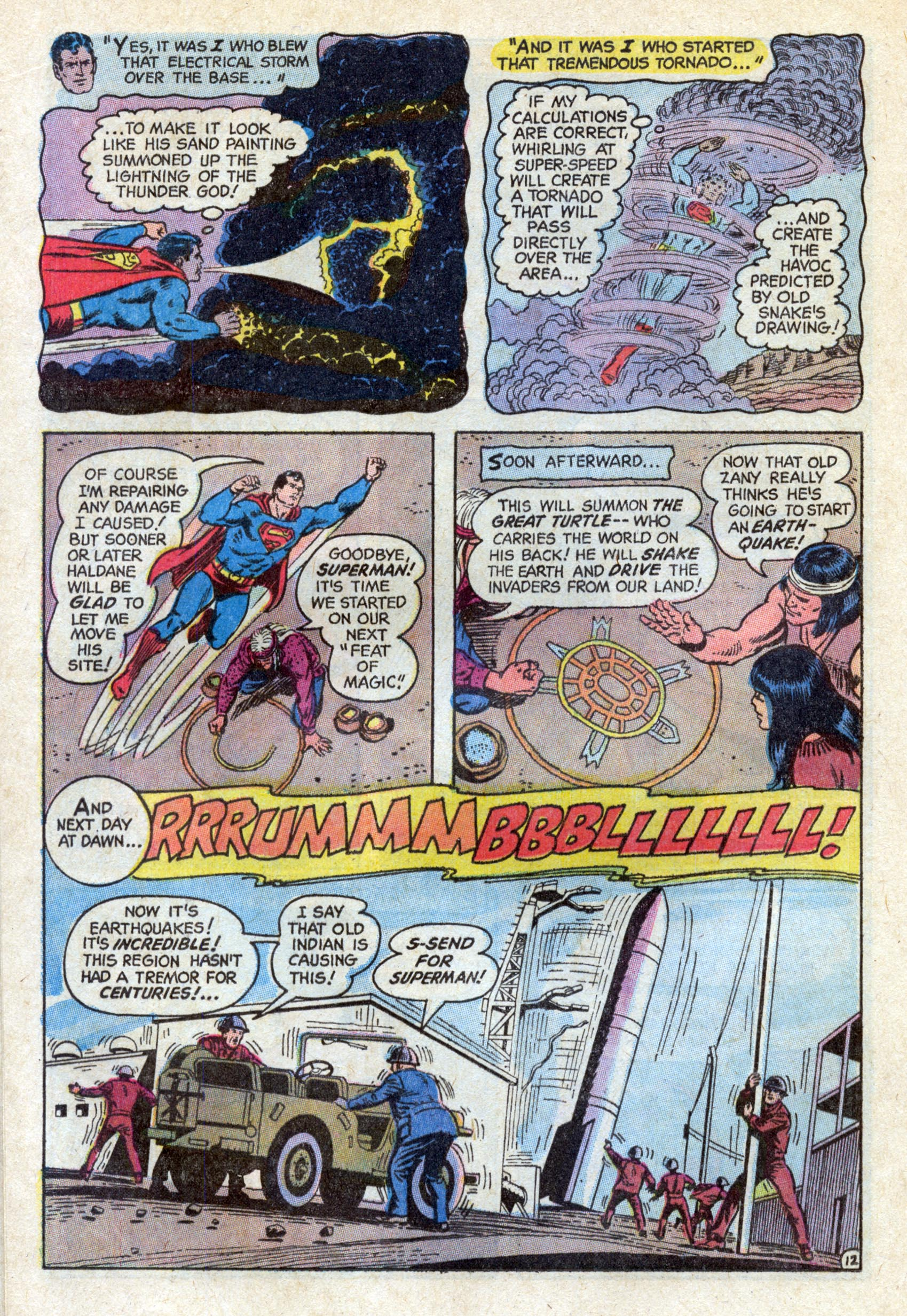 Read online Action Comics (1938) comic -  Issue #401 - 17
