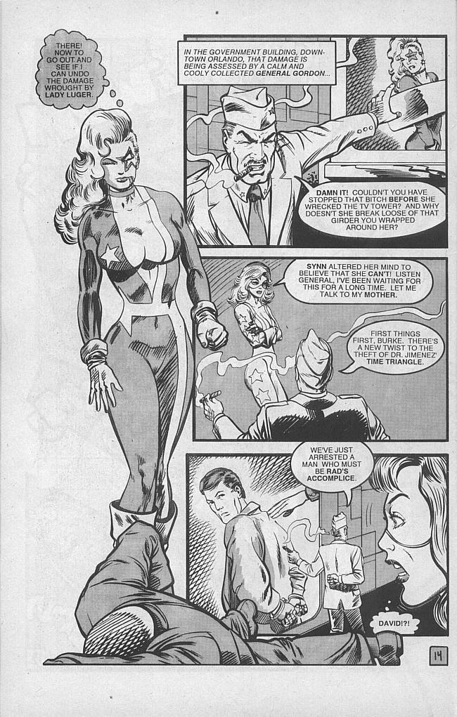 Femforce Issue #47 #47 - English 16