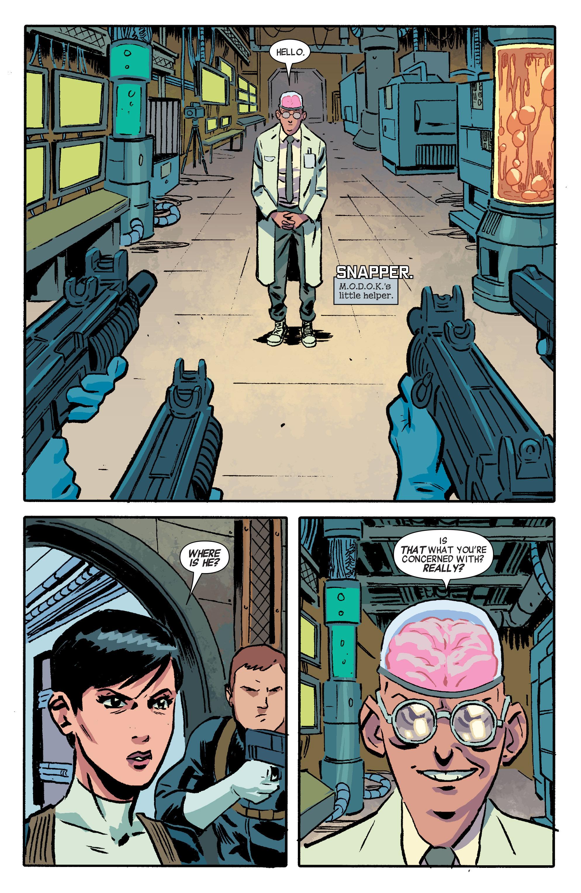 Read online Secret Avengers (2014) comic -  Issue #9 - 14