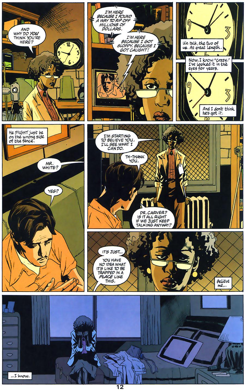 Read online Arkham Asylum: Living Hell comic -  Issue #1 - 14