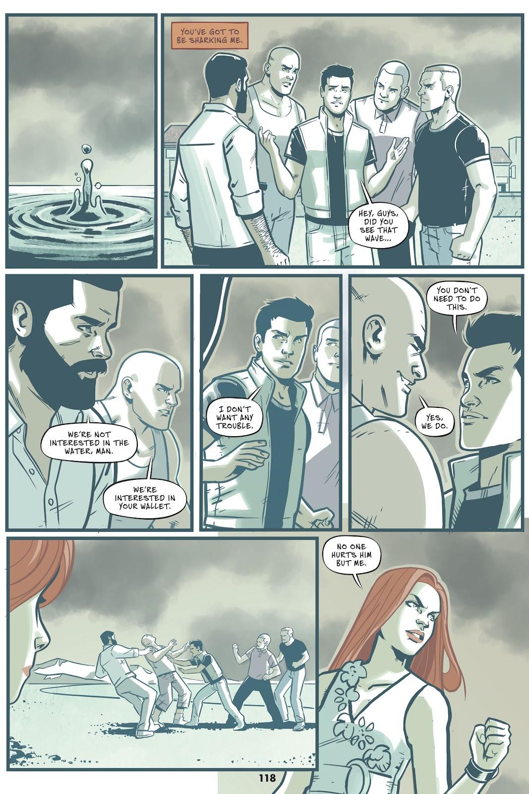 Read online Mera: Tidebreaker comic -  Issue # TPB (Part 2) - 18