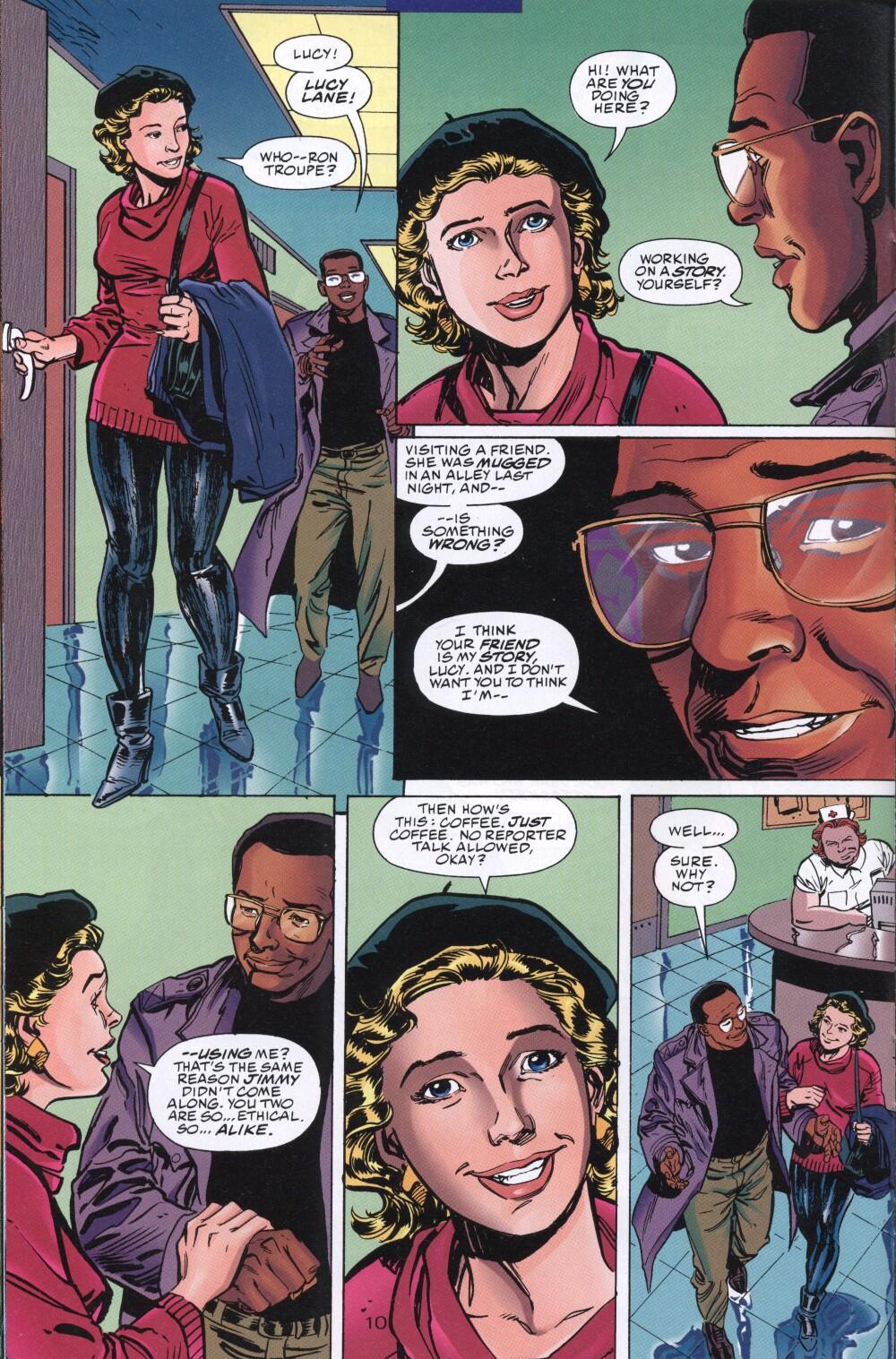 Action Comics (1938) 718 Page 11