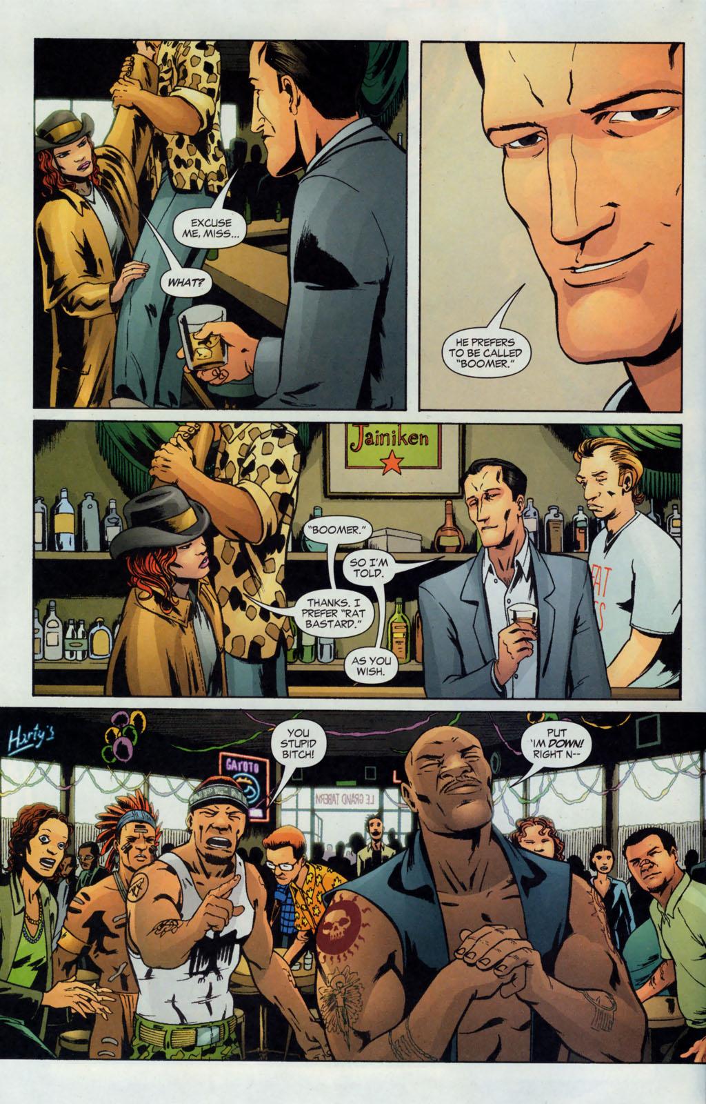 Read online Fallen Angel (2003) comic -  Issue #12 - 5