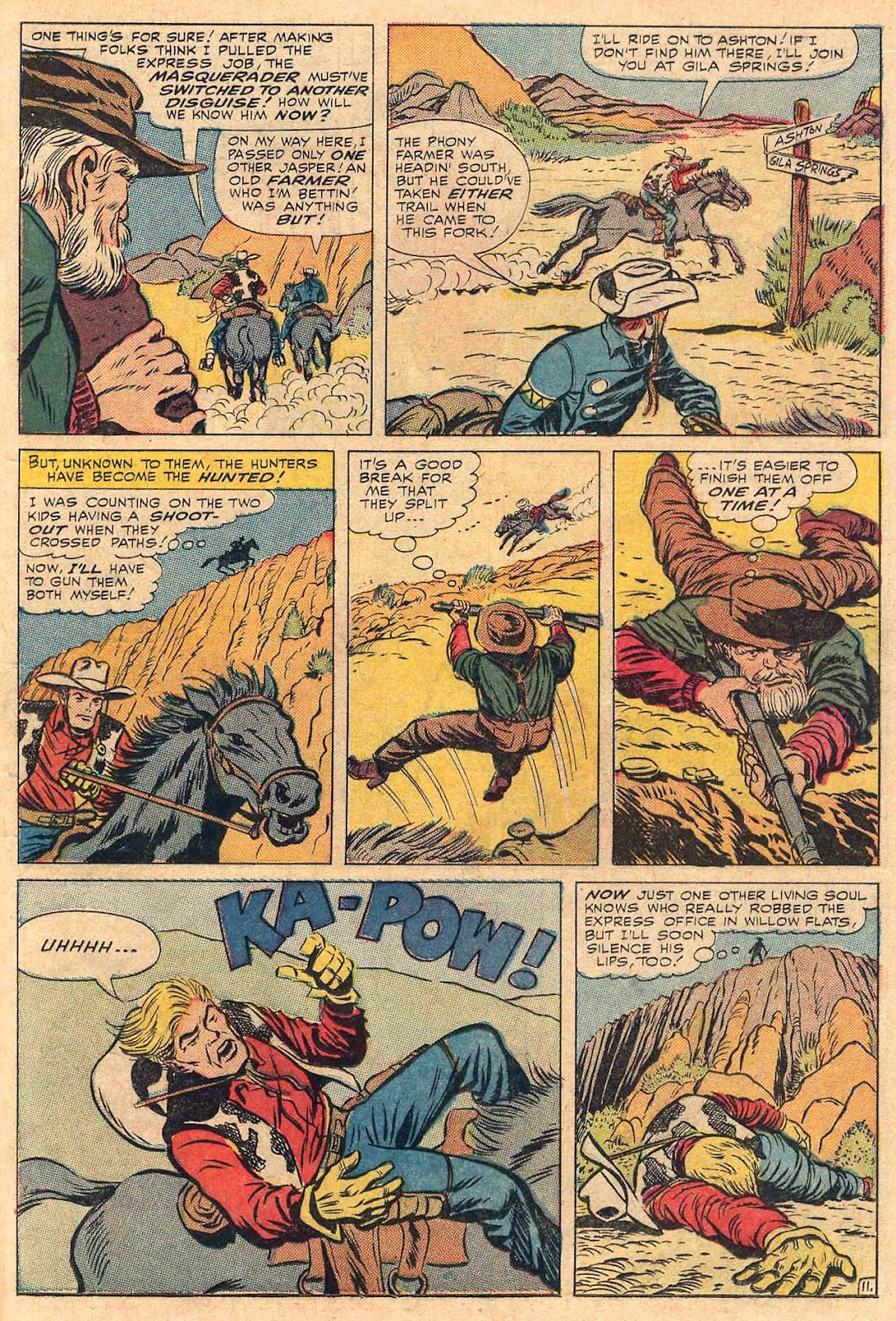 The Rawhide Kid (1955) issue 50 - Page 15