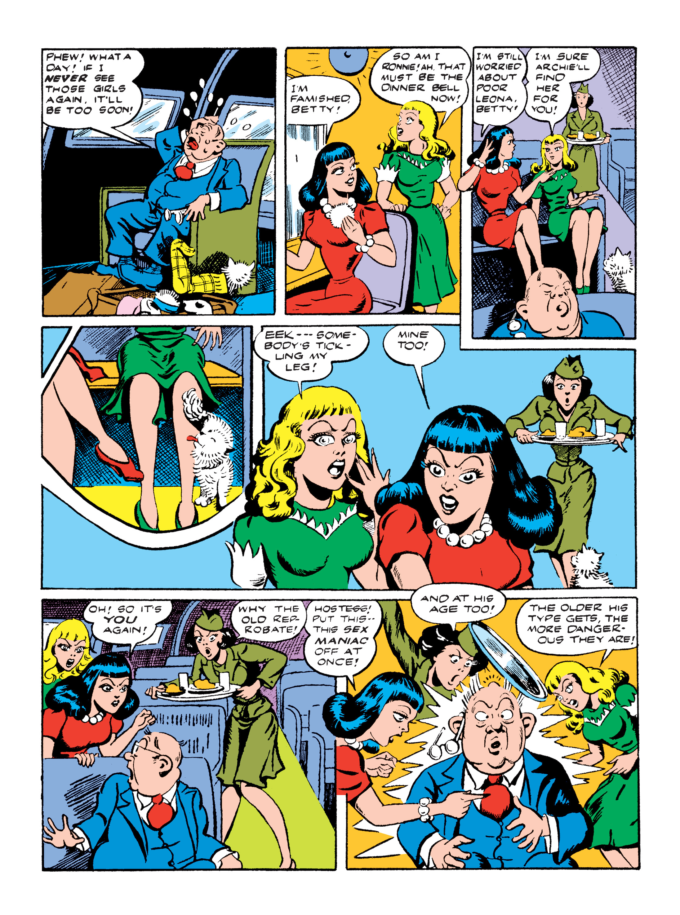 Read online Archie 75th Anniversary Digest comic -  Issue #4 - 123