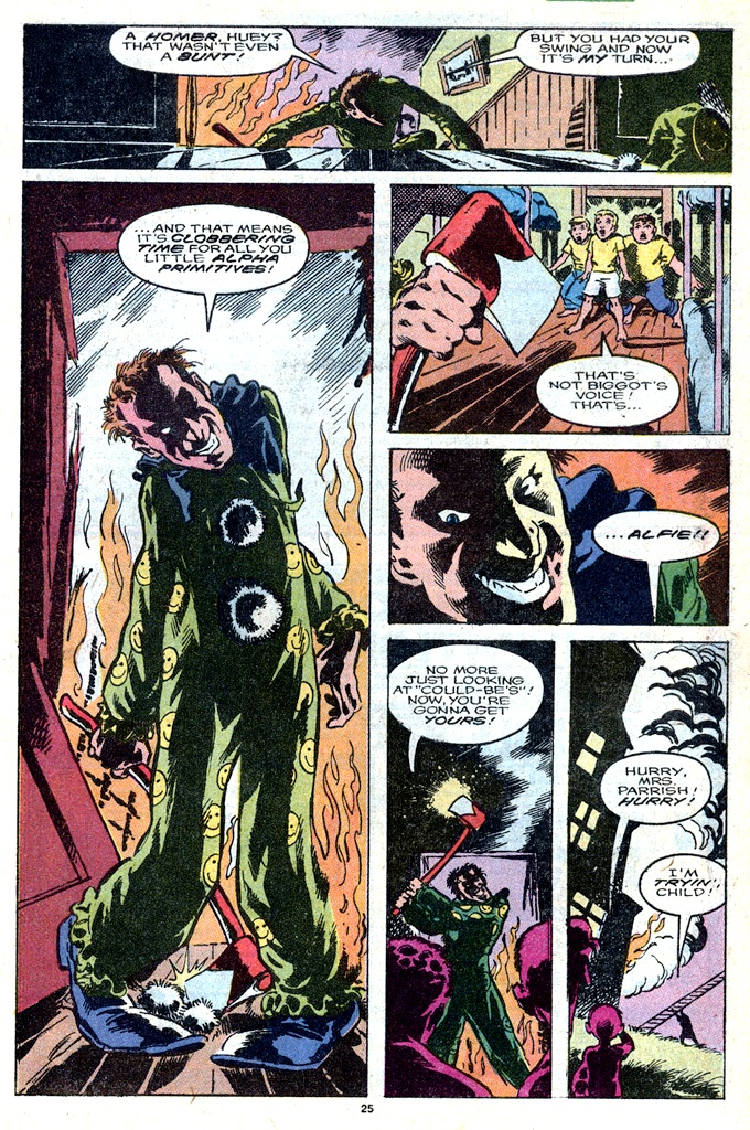 Read online Nth Man the Ultimate Ninja comic -  Issue #8 - 20