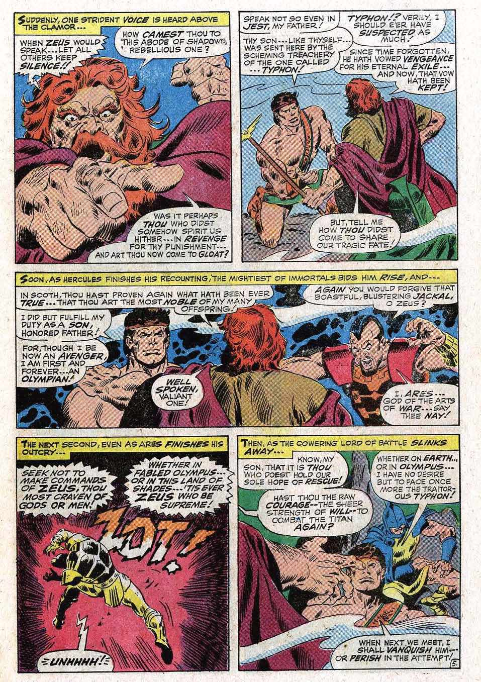 The Avengers (1963) 50 Page 8