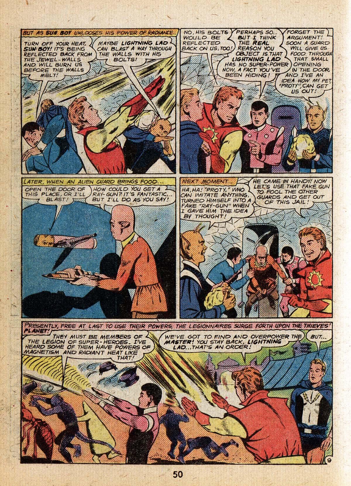 Read online Adventure Comics (1938) comic -  Issue #500 - 50