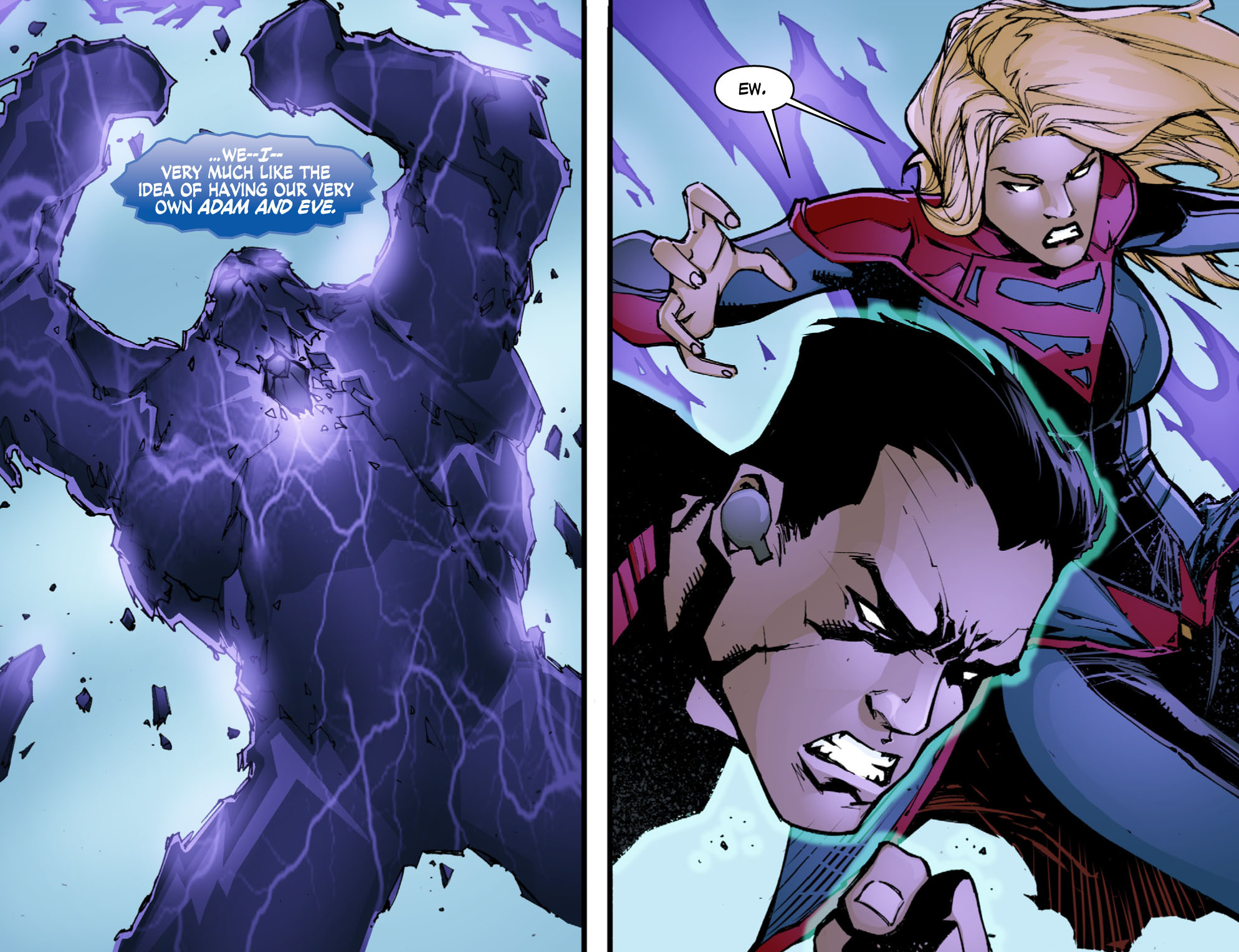 Read online Smallville: Chaos [II] comic -  Issue #10 - 16