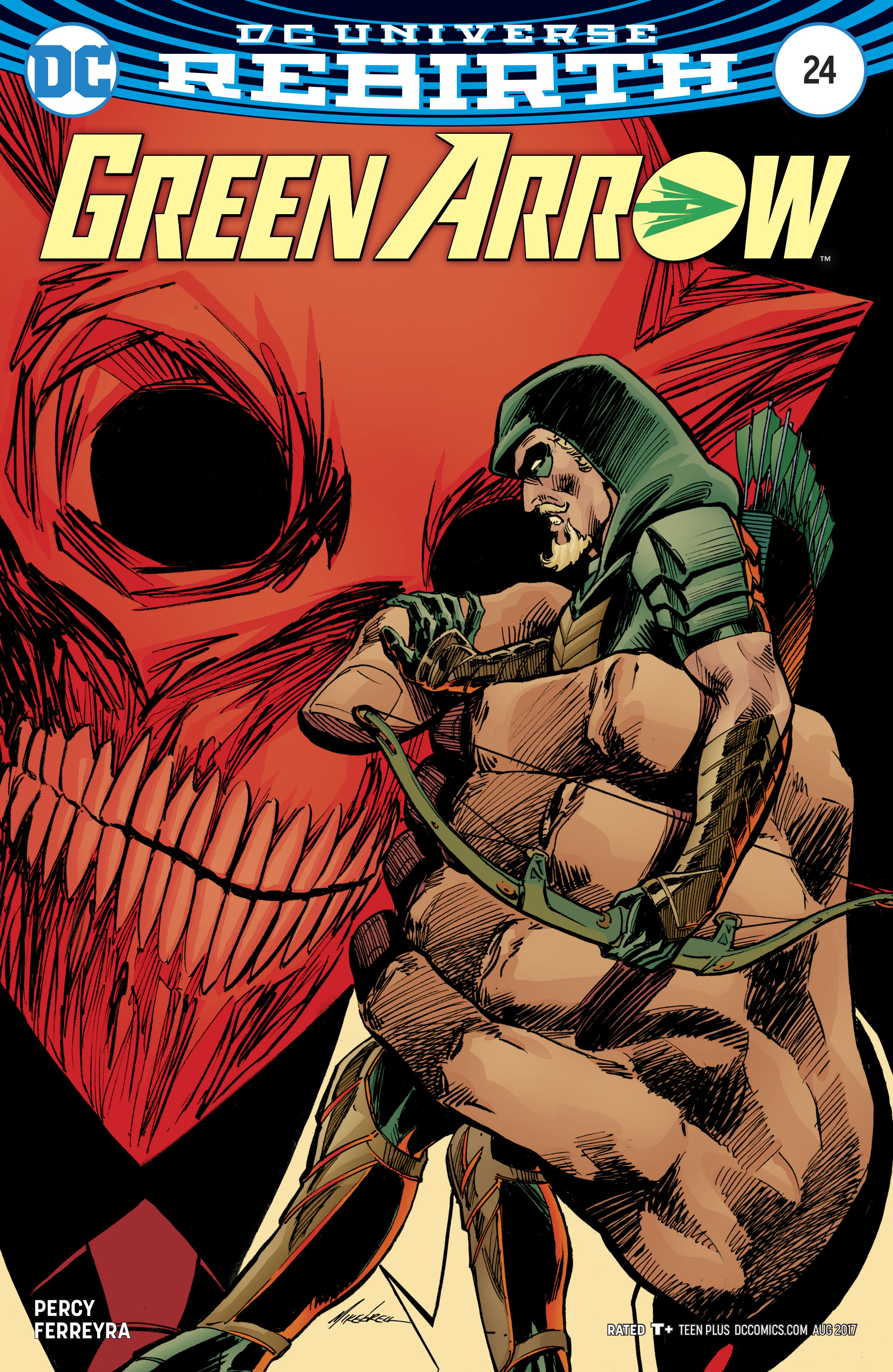 Read online Green Arrow (2016) comic -  Issue #24 - 3